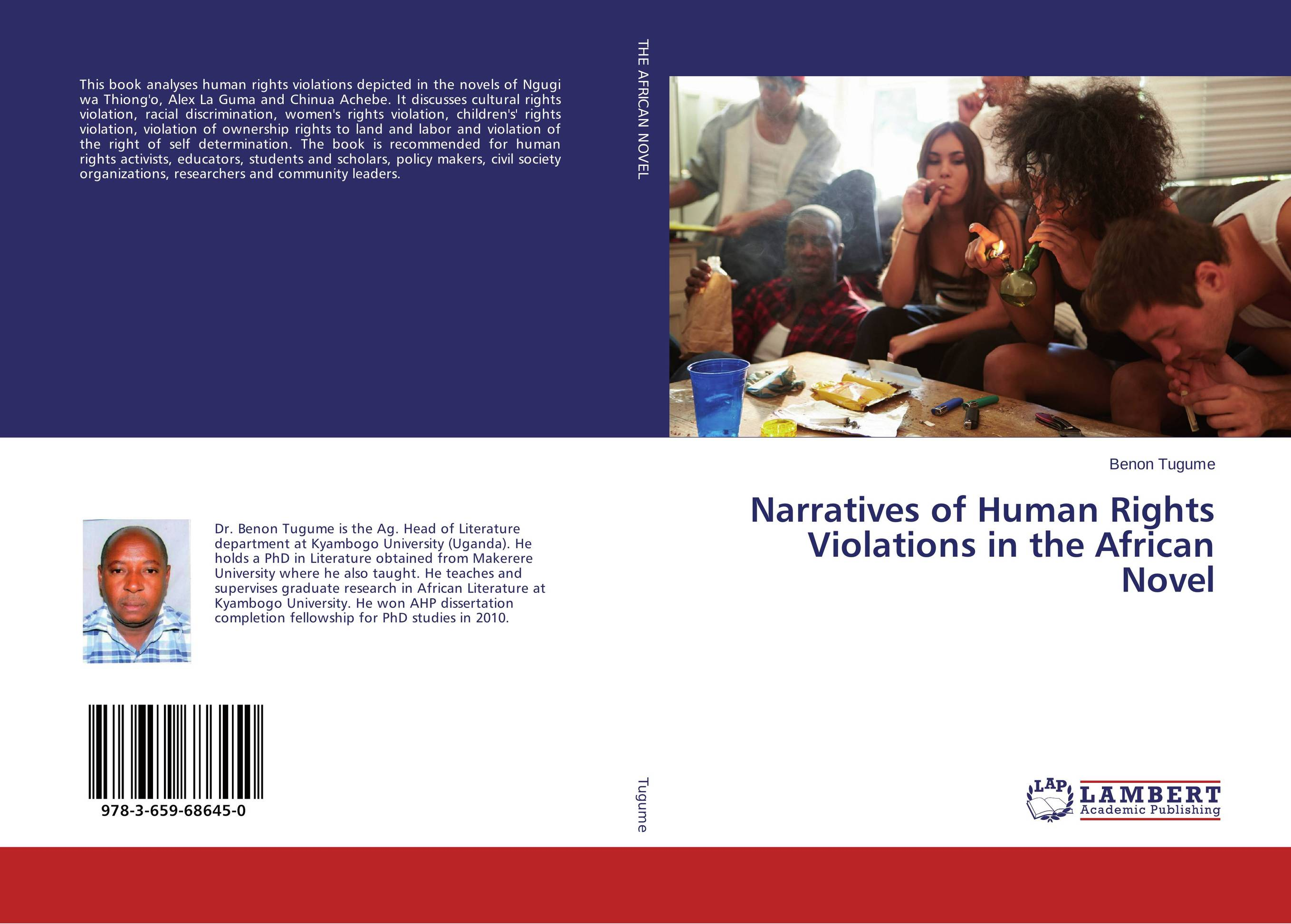Narratives of Human Rights Violations in the African Novel marital rape as a violation of the fundamental human rights of women