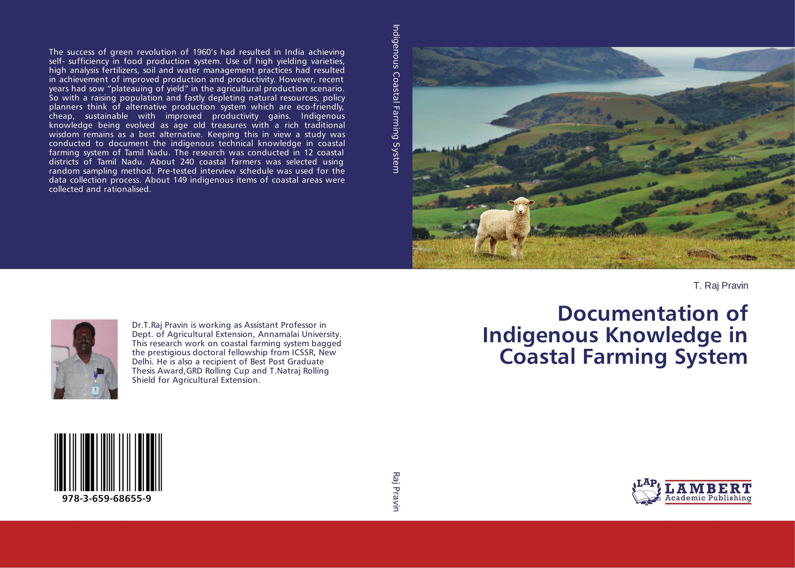 Documentation of Indigenous Knowledge in Coastal Farming System survival of local knowledge about management of natural resources