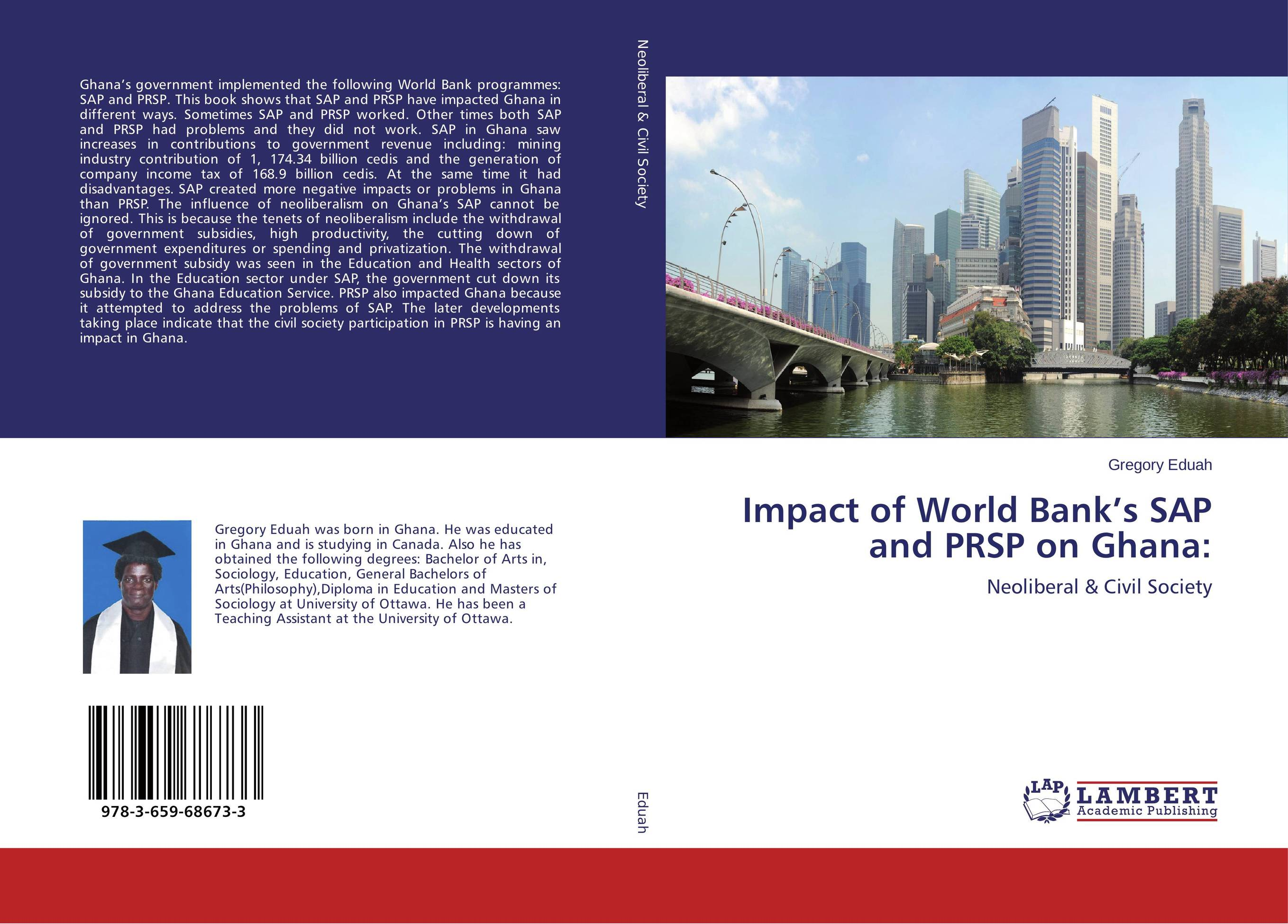 Impact of World Bank's SAP and PRSP on Ghana: