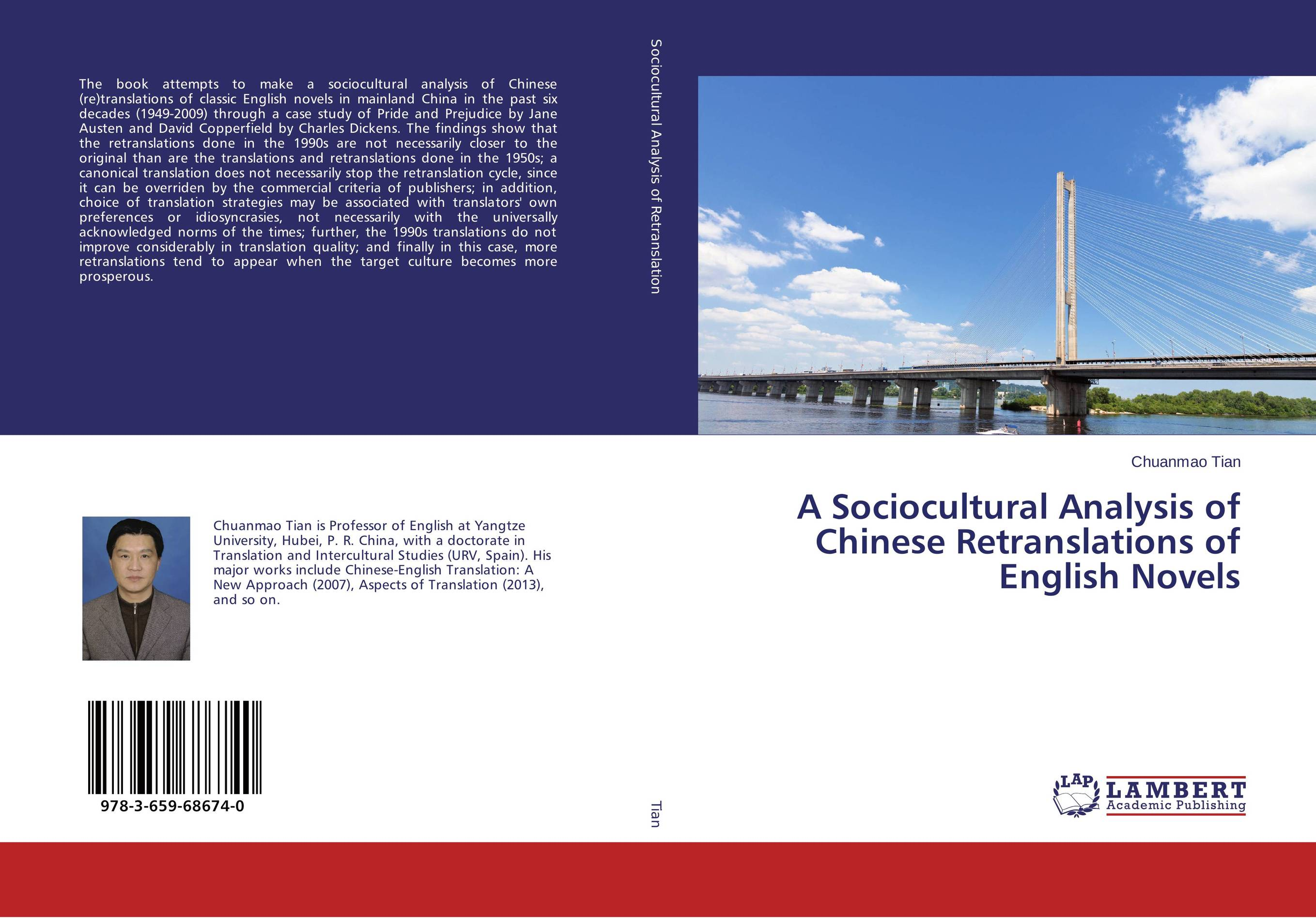 A Sociocultural Analysis of Chinese Retranslations of English Novels купить