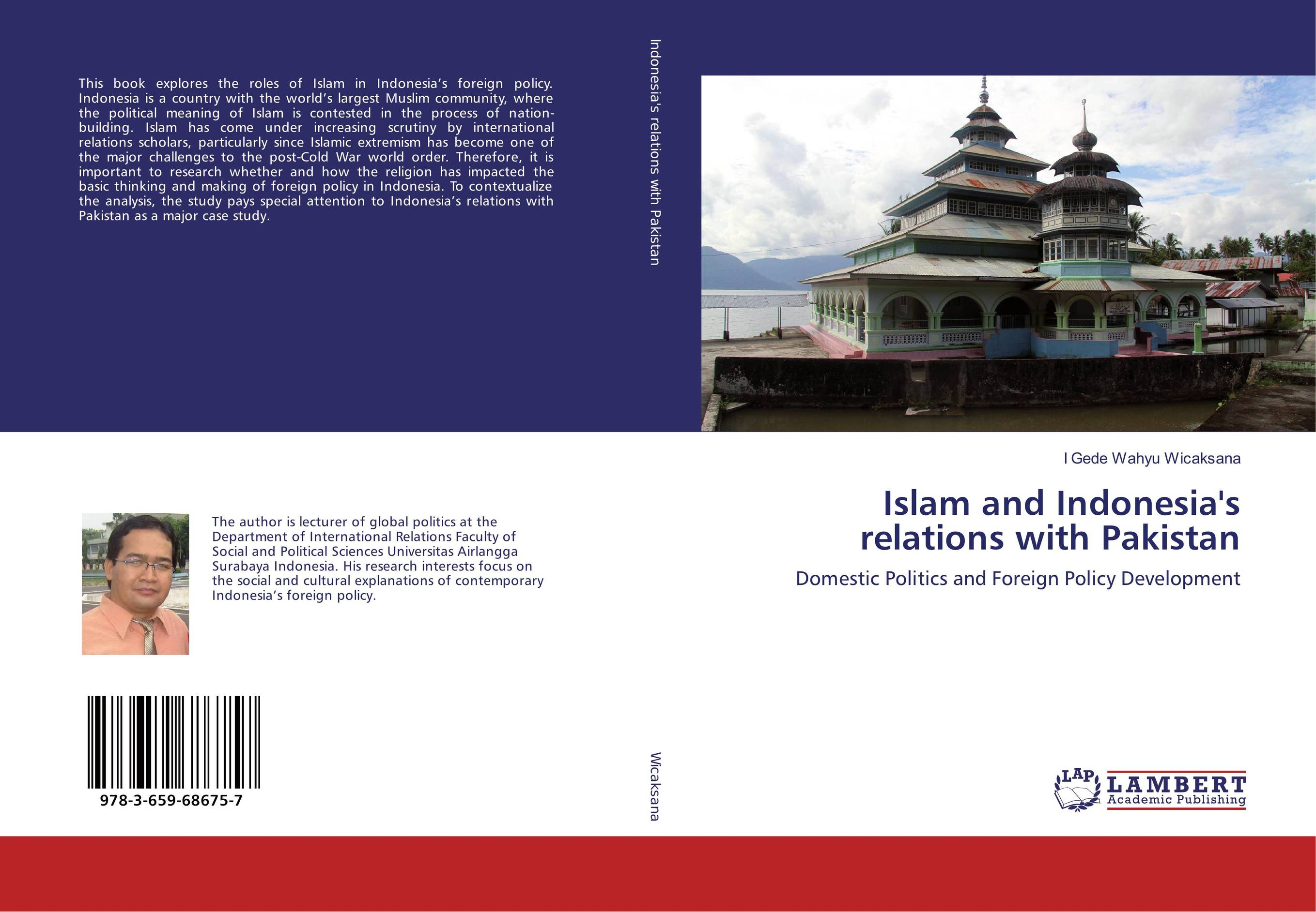 Islam and Indonesia's relations with Pakistan отвертка шлицевая npi crmo sl 3 0 x 60 мм