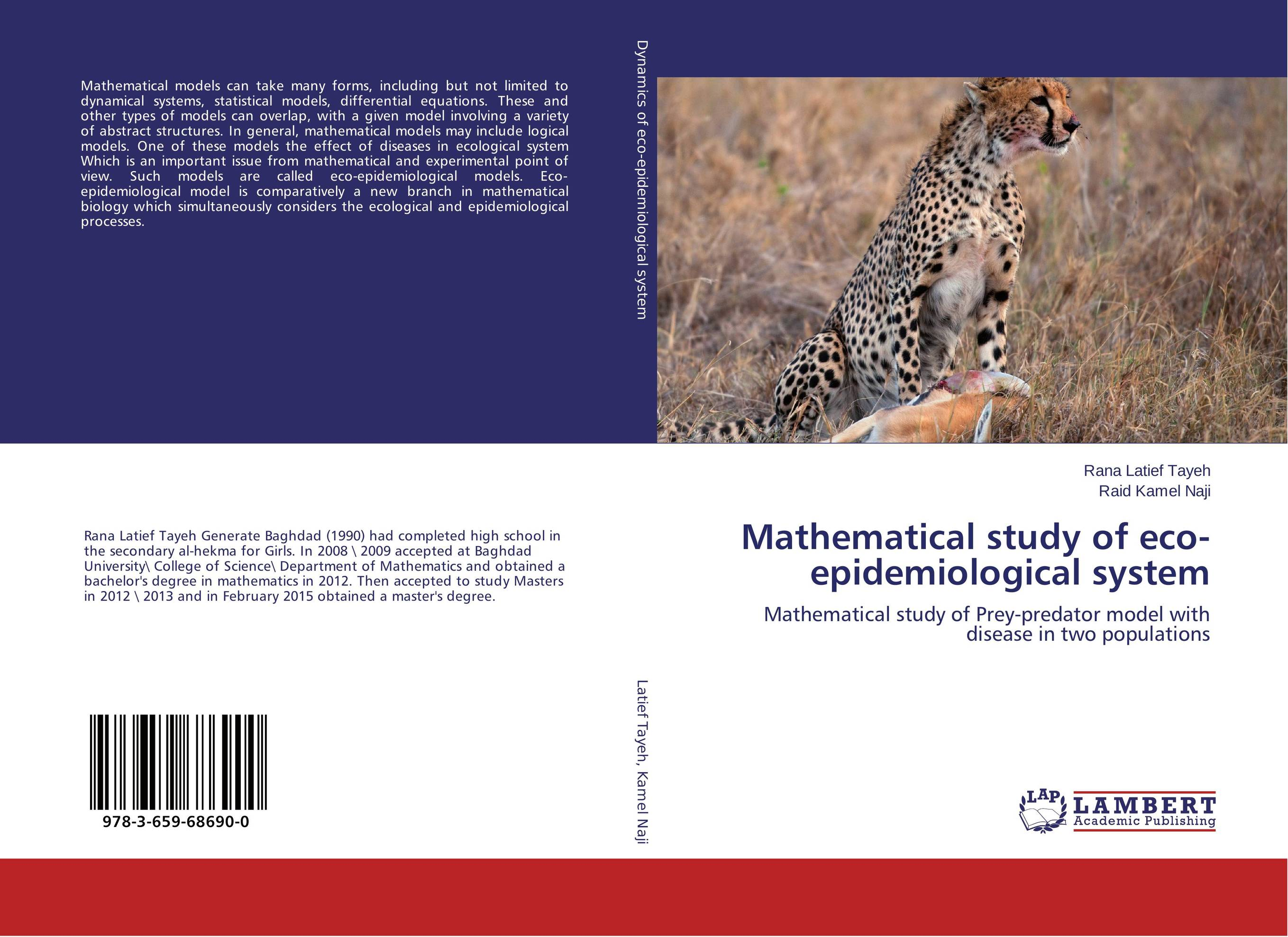 Mathematical study of eco-epidemiological system an epidemiological study of natural deaths in limpopo
