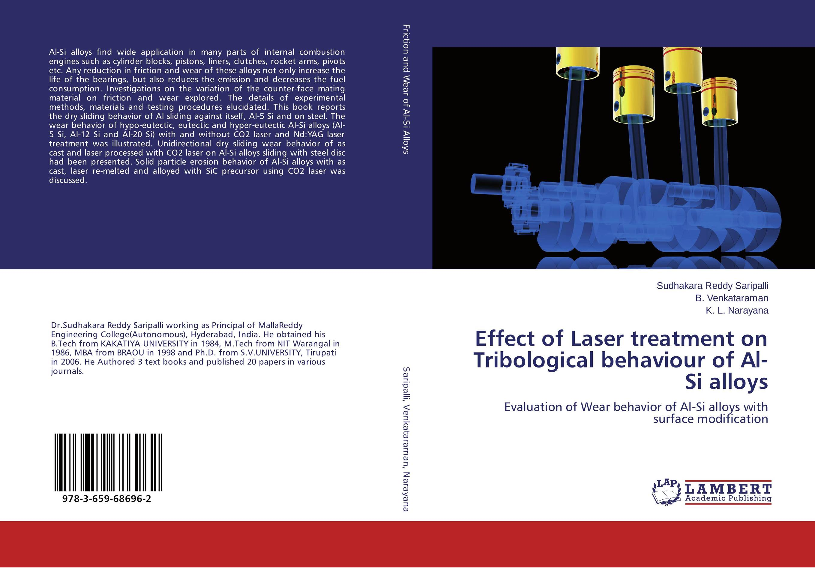 Effect of Laser treatment on Tribological behaviour of Al-Si alloys top quality co2 laser machine spare parts high performance flyback 60w co2 laser power supply for laser cutting