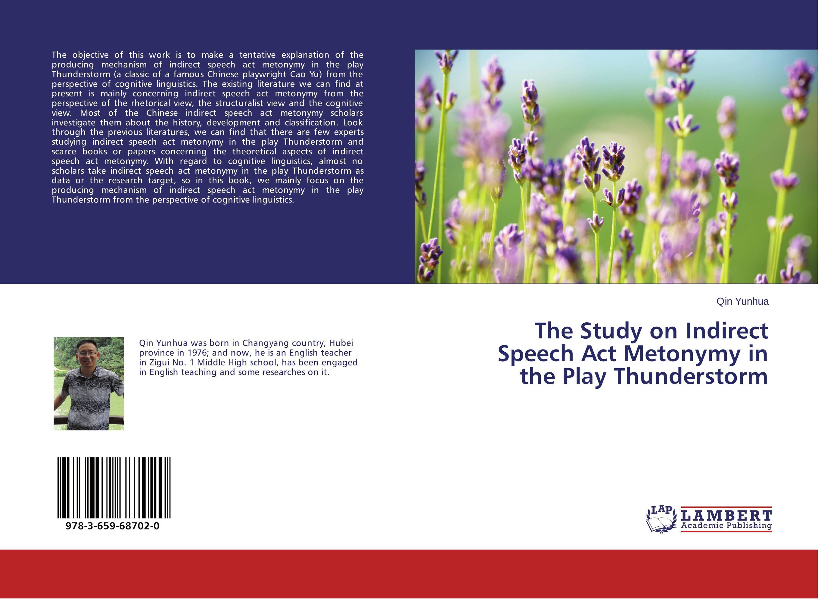 The Study on Indirect Speech Act Metonymy in the Play Thunderstorm new original printer print head for epson tx800 tx820 a800 a710 a700 tx700 tx720 tx720wd printhead on sale
