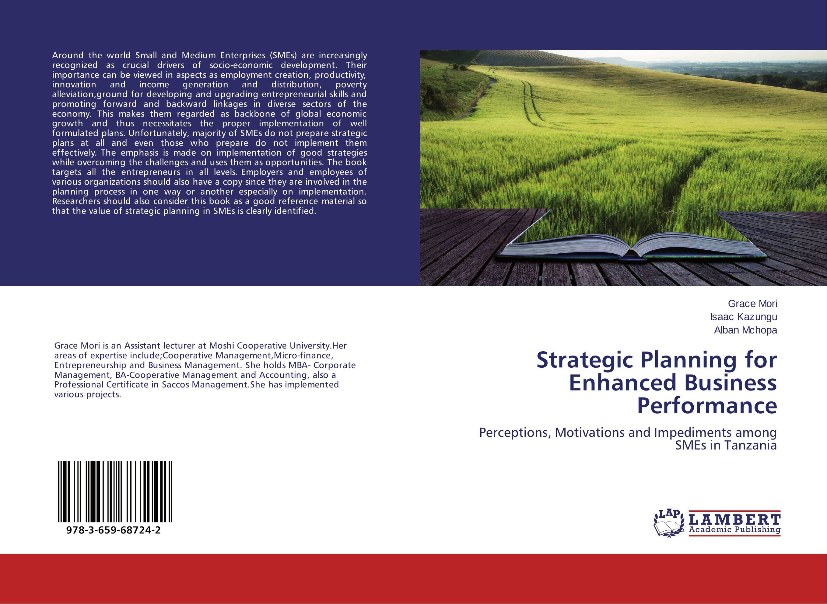 Strategic Planning for Enhanced Business Performance implementation of strategic plans