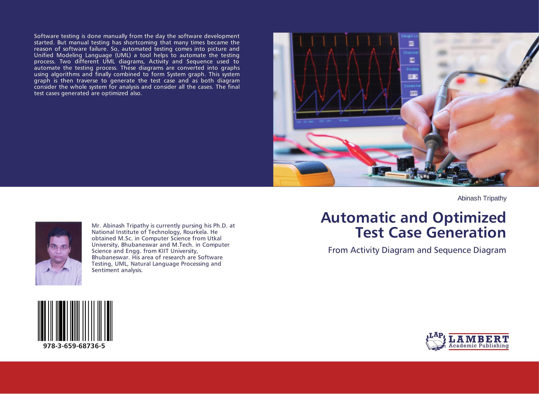 Zakazat.ru: Automatic and Optimized Test Case Generation