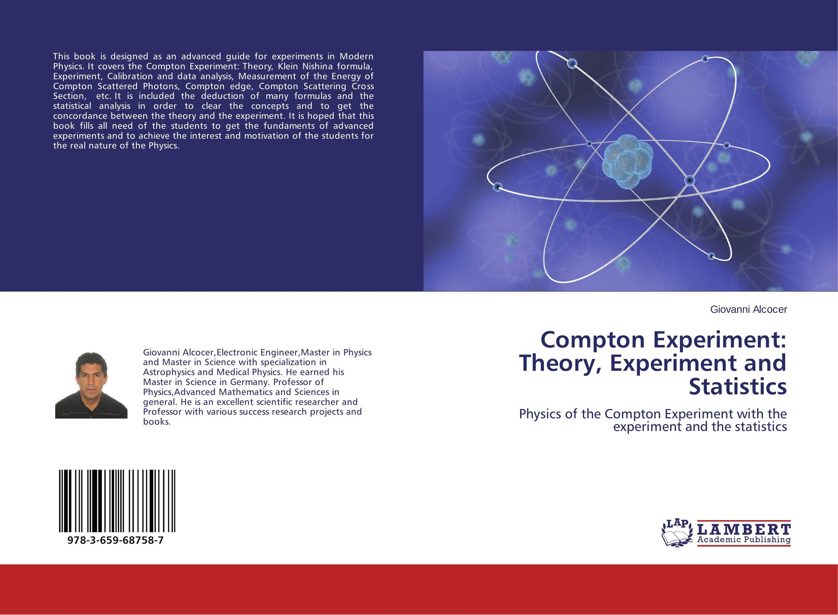 Compton Experiment: Theory, Experiment and Statistics donald smith j bond math the theory behind the formulas