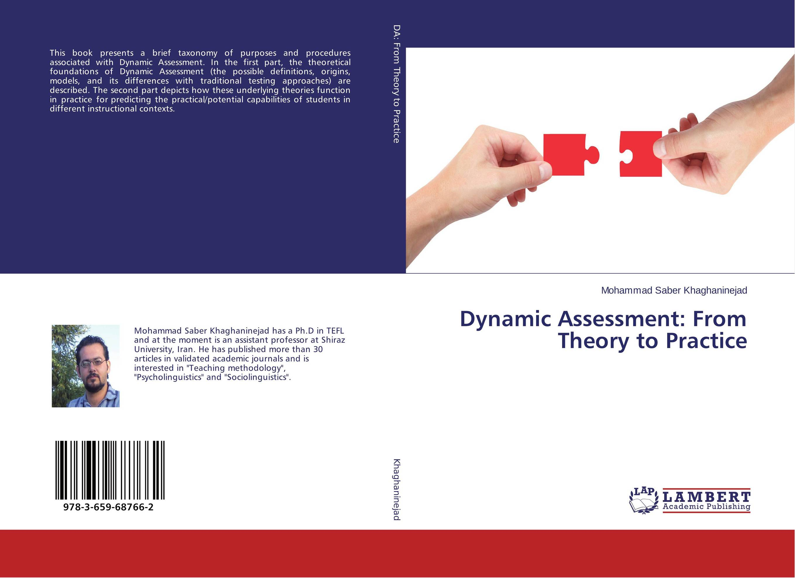 Dynamic Assessment: From Theory to Practice dynamic assessment and interlanguage pragmatics