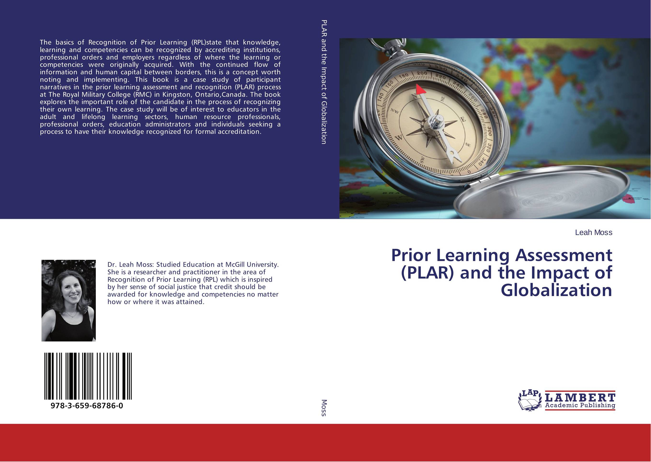 Prior Learning Assessment (PLAR) and the Impact of Globalization betty mcdonald reflective assessment and service learning