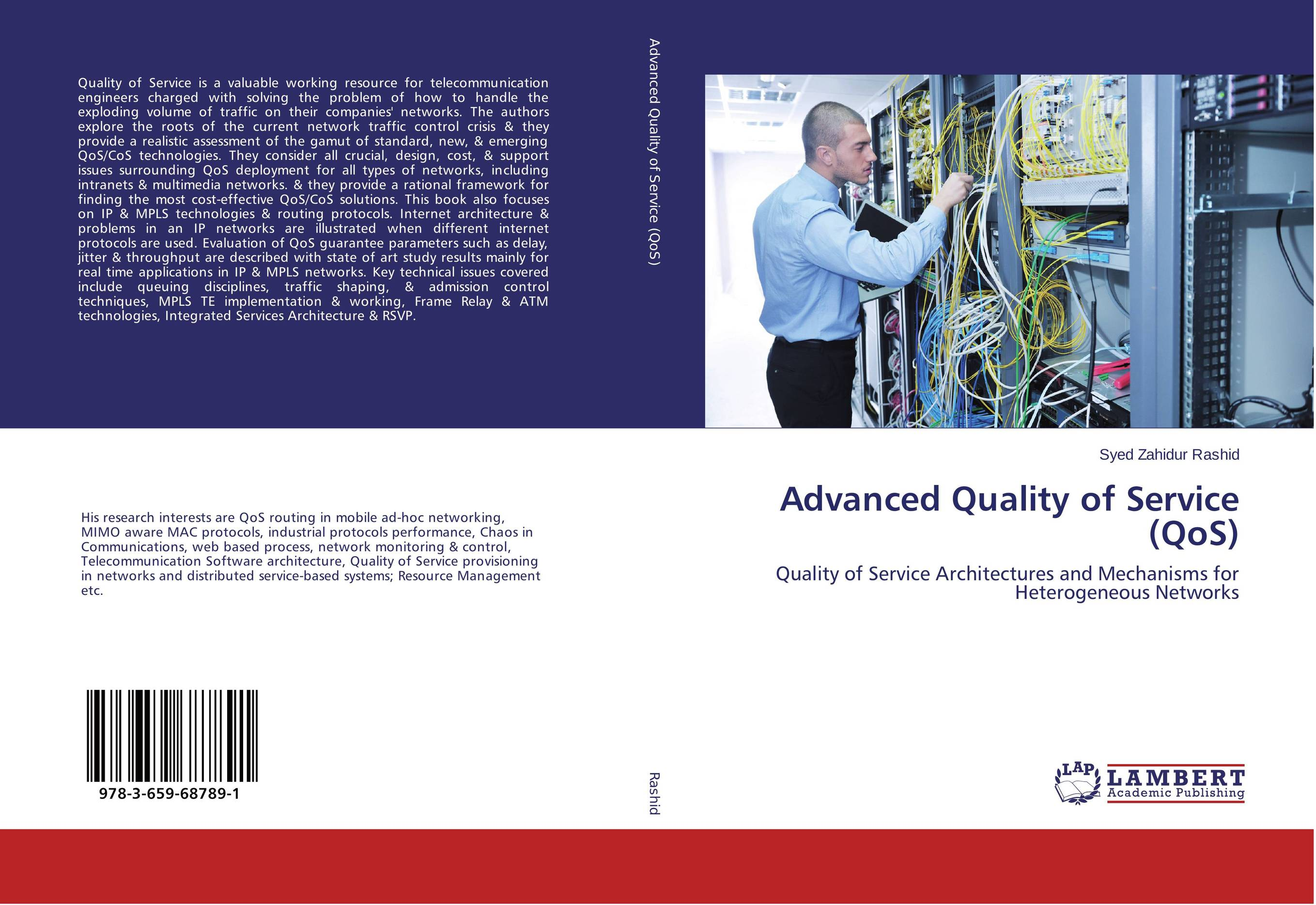 Advanced Quality of Service (QoS) multimedia traffic scheduling in future wireless networks
