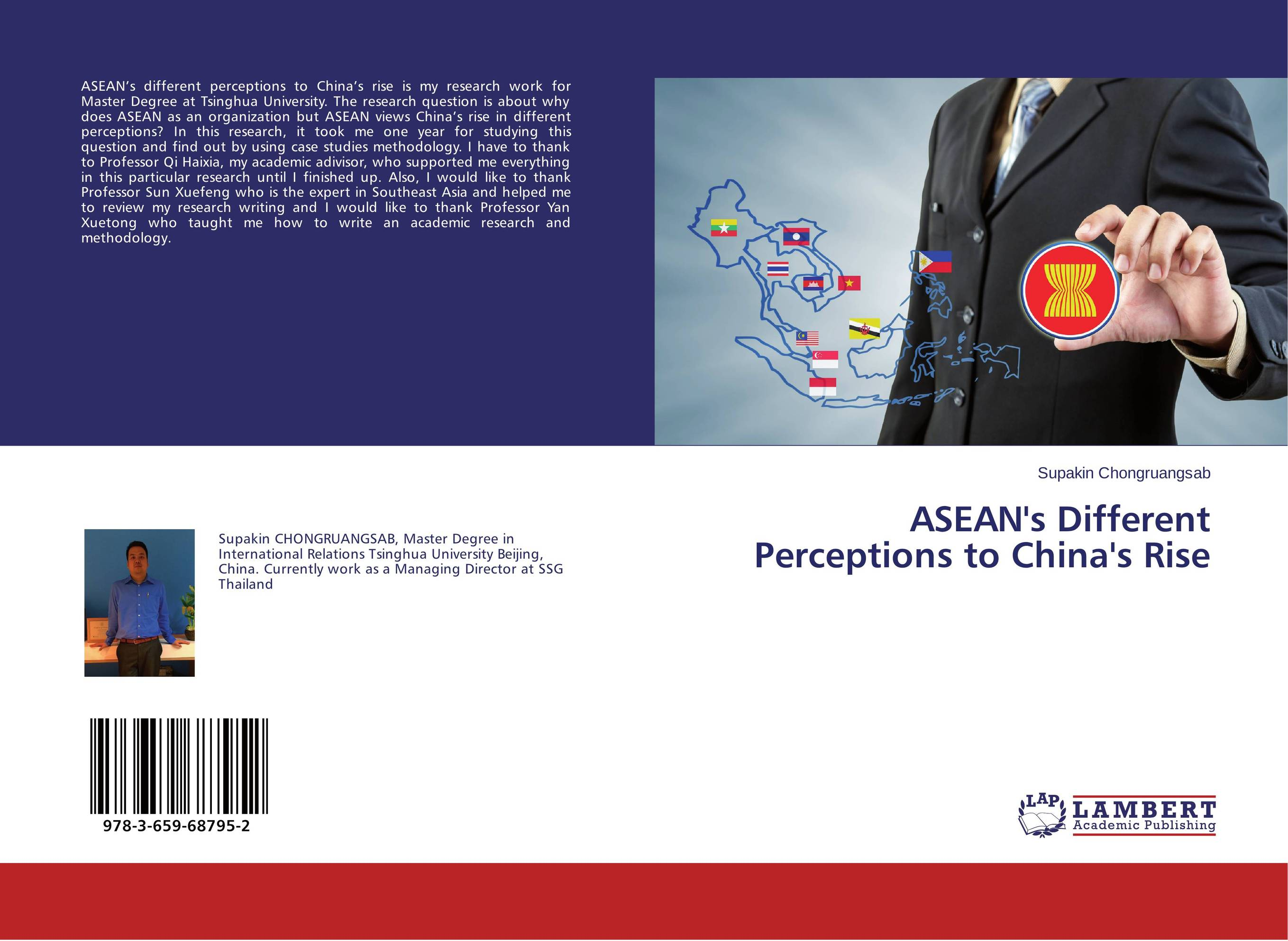 ASEAN's Different Perceptions to China's Rise