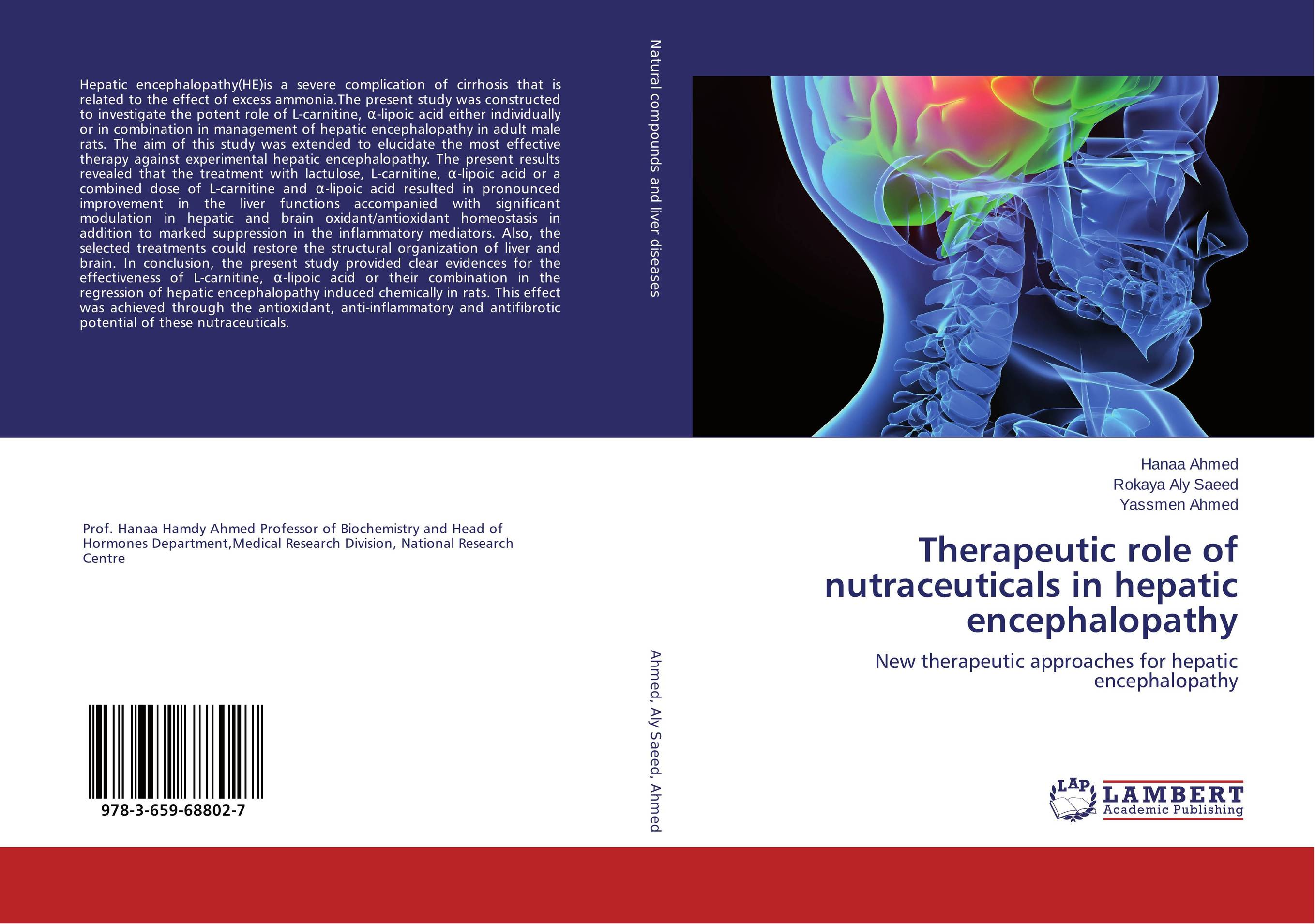 Therapeutic role of nutraceuticals in hepatic encephalopathy shahrzad dehghan kourosh akef and sholeh kolahi the role of brain dominance in translation quality