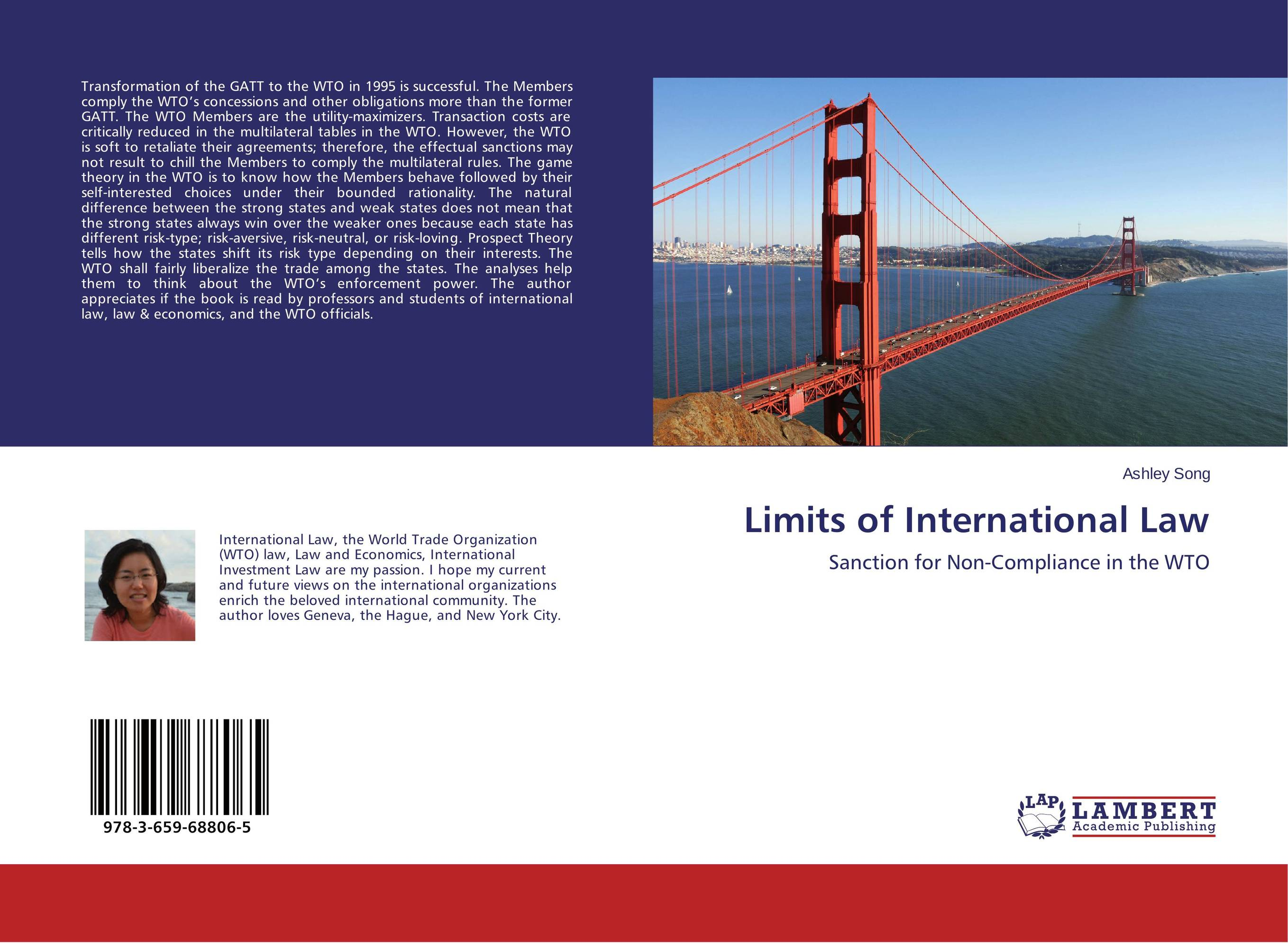 Limits of International Law on the limits of the law