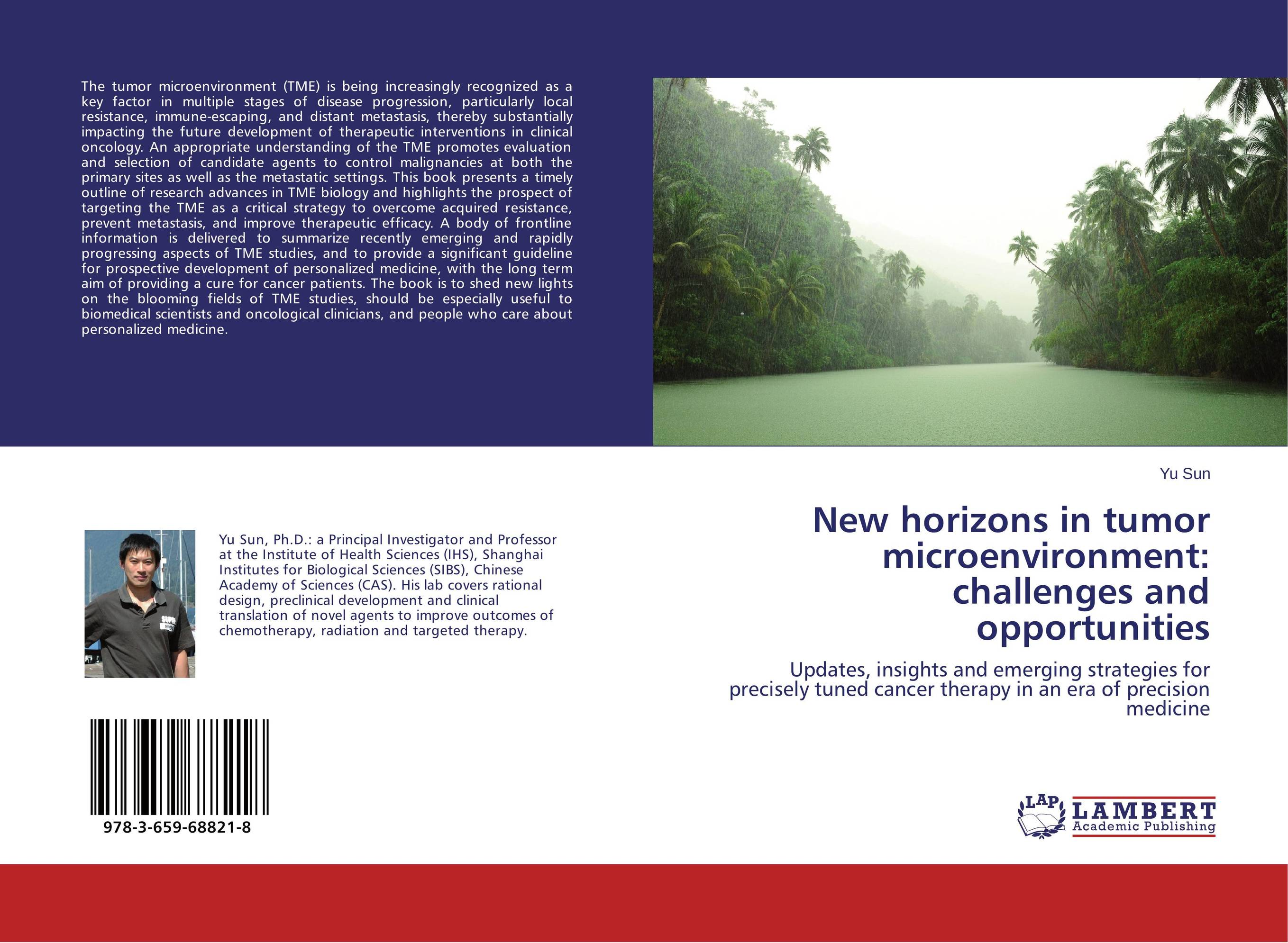 все цены на  New horizons in tumor microenvironment: challenges and opportunities  онлайн