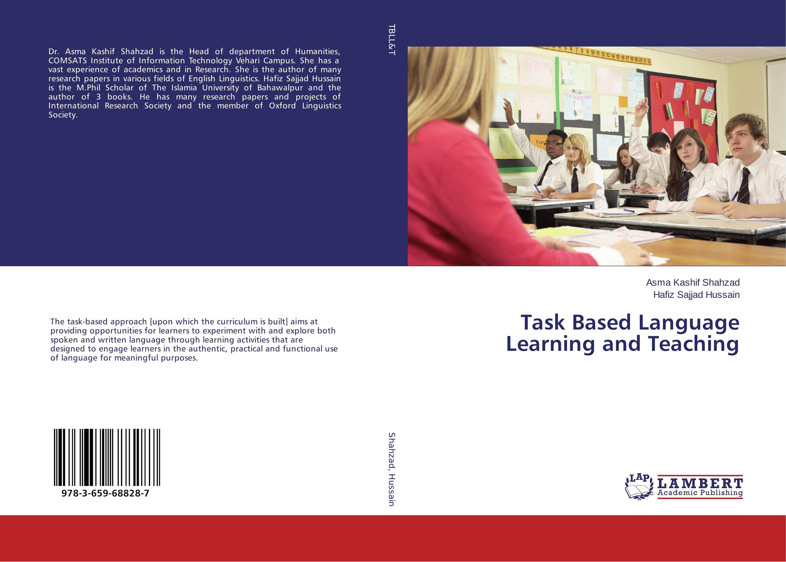 Task Based Language Learning and Teaching