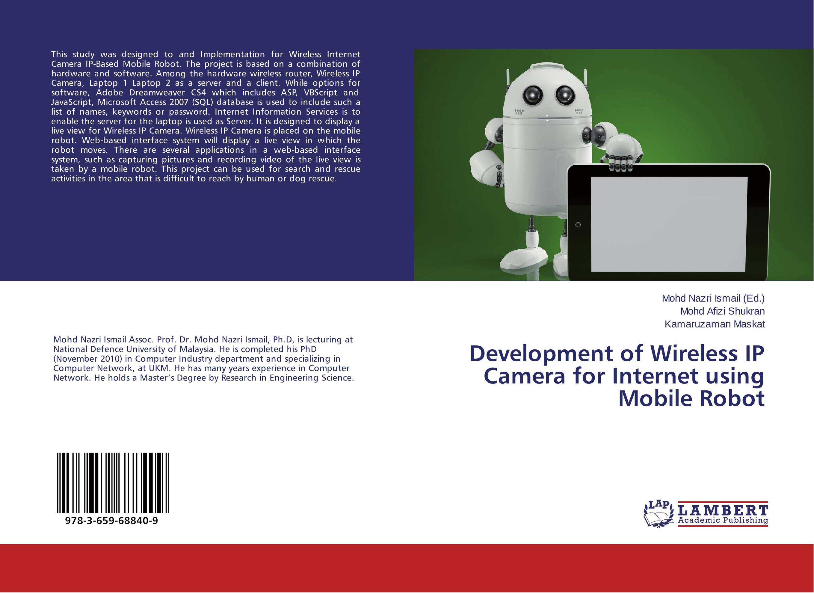 Development of Wireless IP Camera for Internet using Mobile Robot mpso and mga approaches for mobile robot navigation
