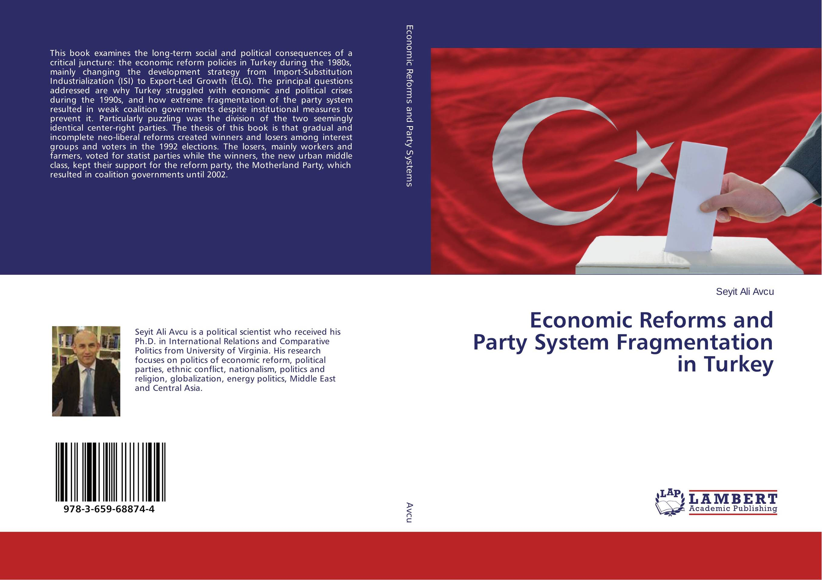 Economic Reforms and Party System Fragmentation in Turkey kurdish ethno political transformation in turkey