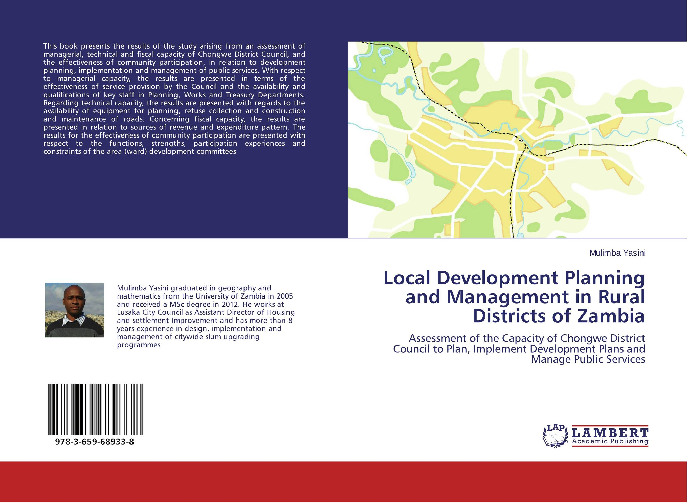 Local Development Planning and Management in Rural Districts of Zambia
