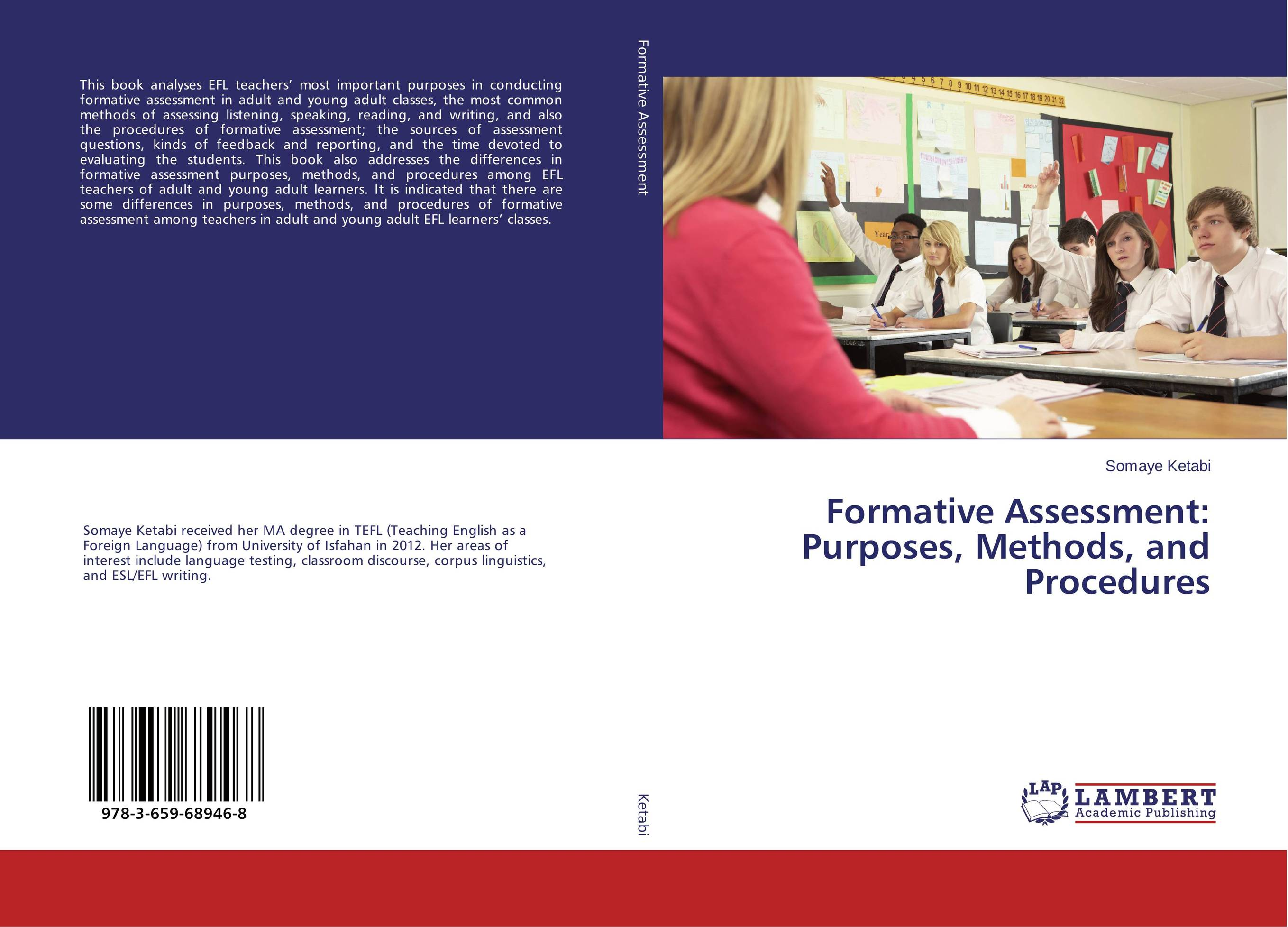 Formative Assessment: Purposes, Methods, and Procedures incest and interpersonal relationships of young adult females