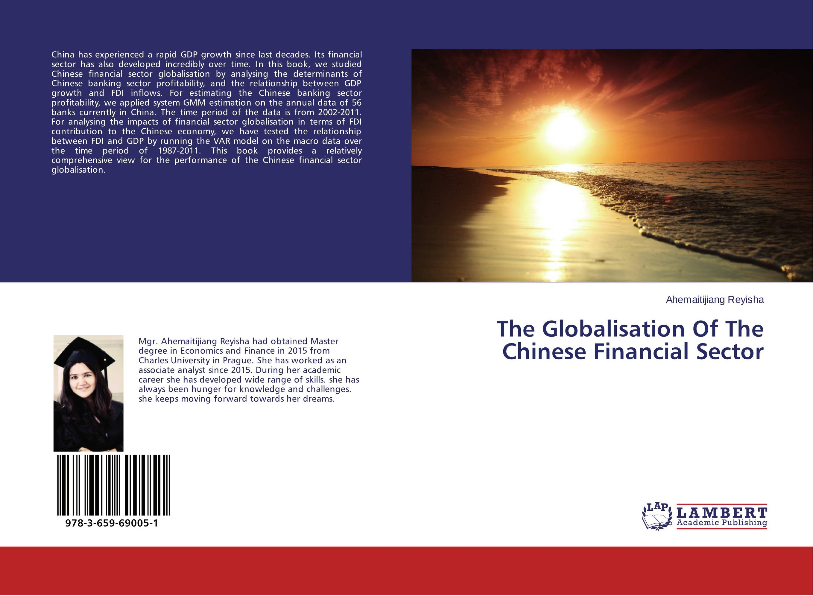 The Globalisation Of The Chinese Financial Sector on a chinese screen