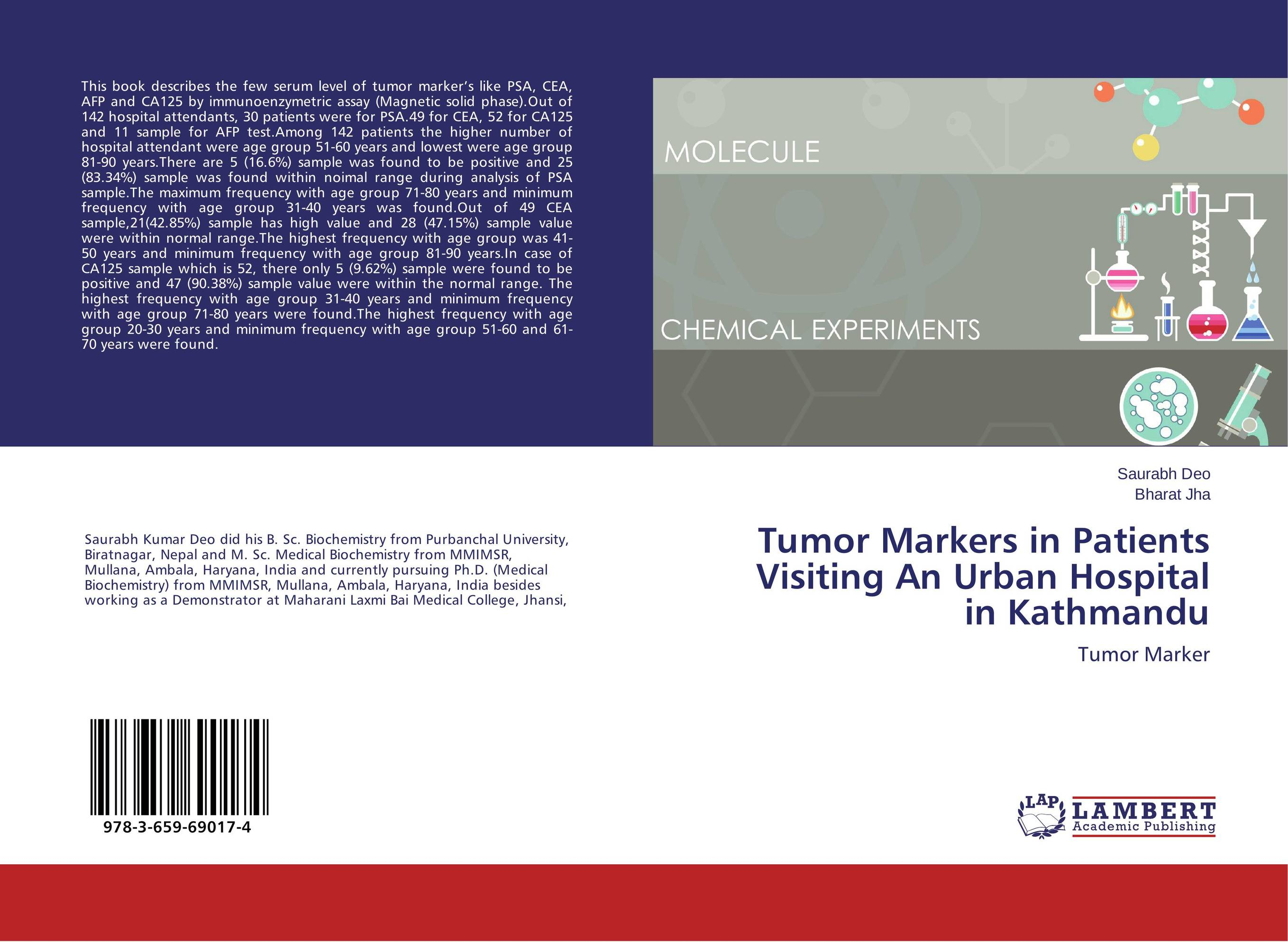 Tumor Markers in Patients Visiting An Urban Hospital in Kathmandu