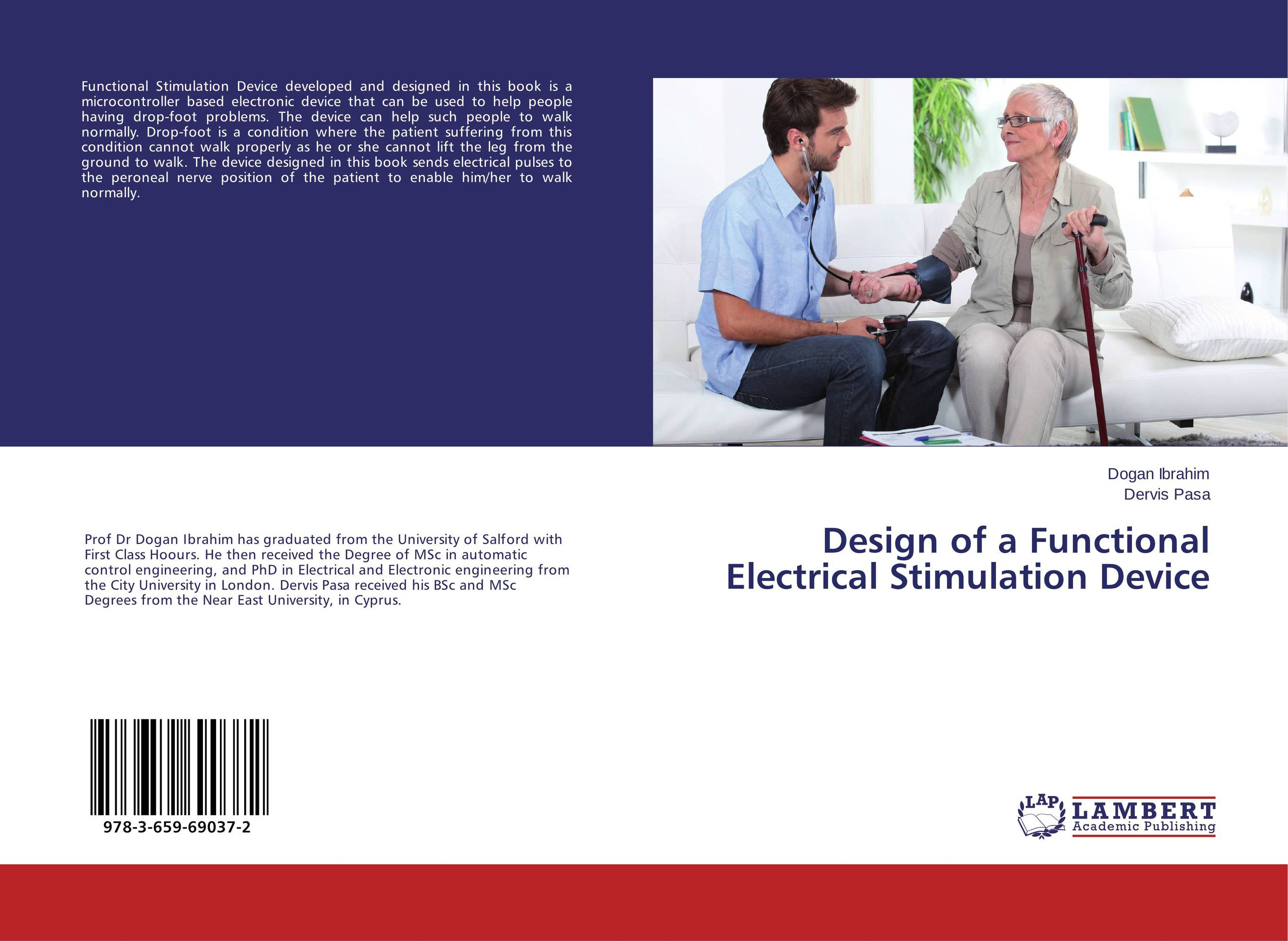Design of a Functional Electrical Stimulation Device a walk in london