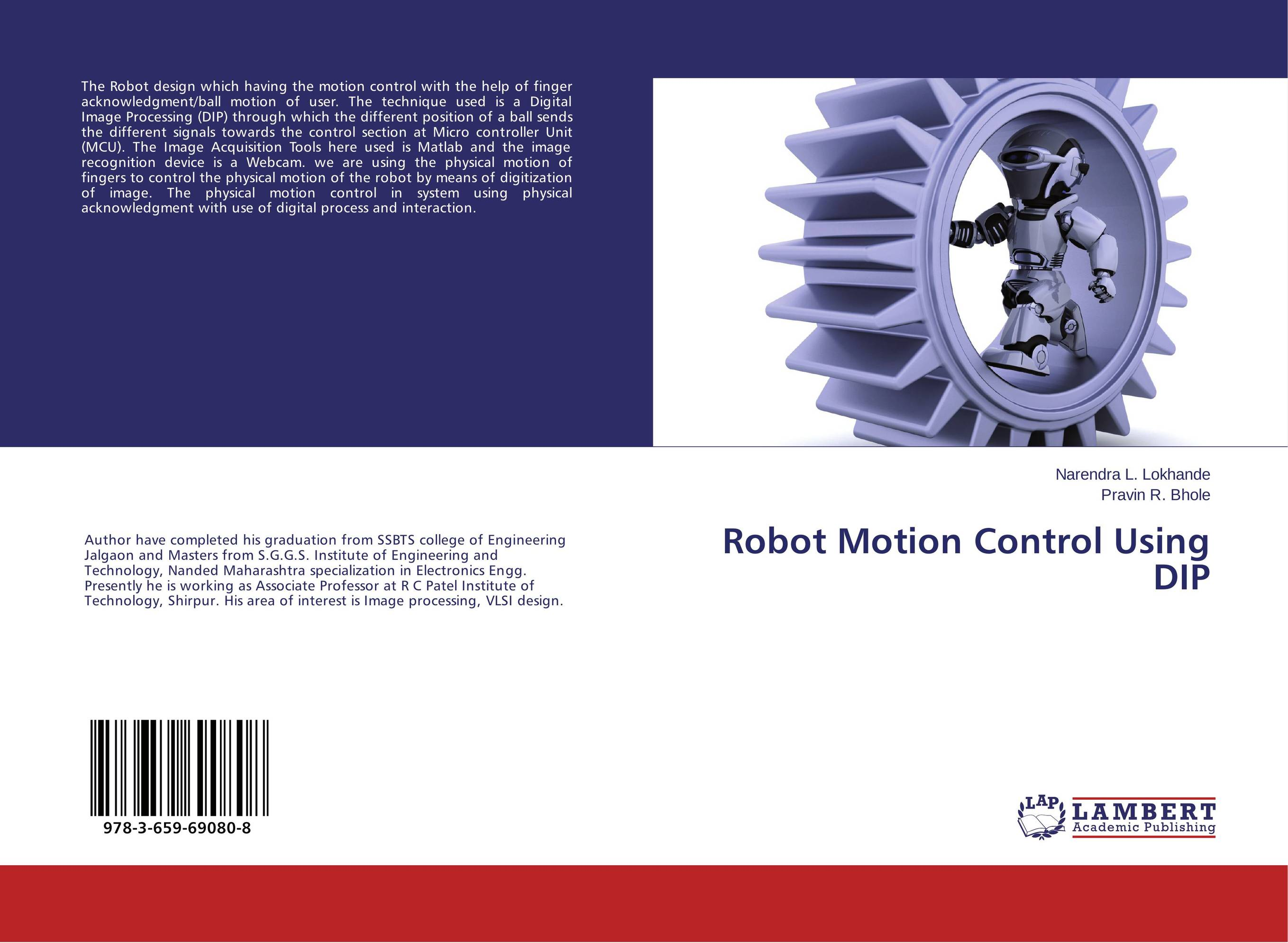 Robot Motion Control Using DIP optimal and efficient motion planning of redundant robot manipulators