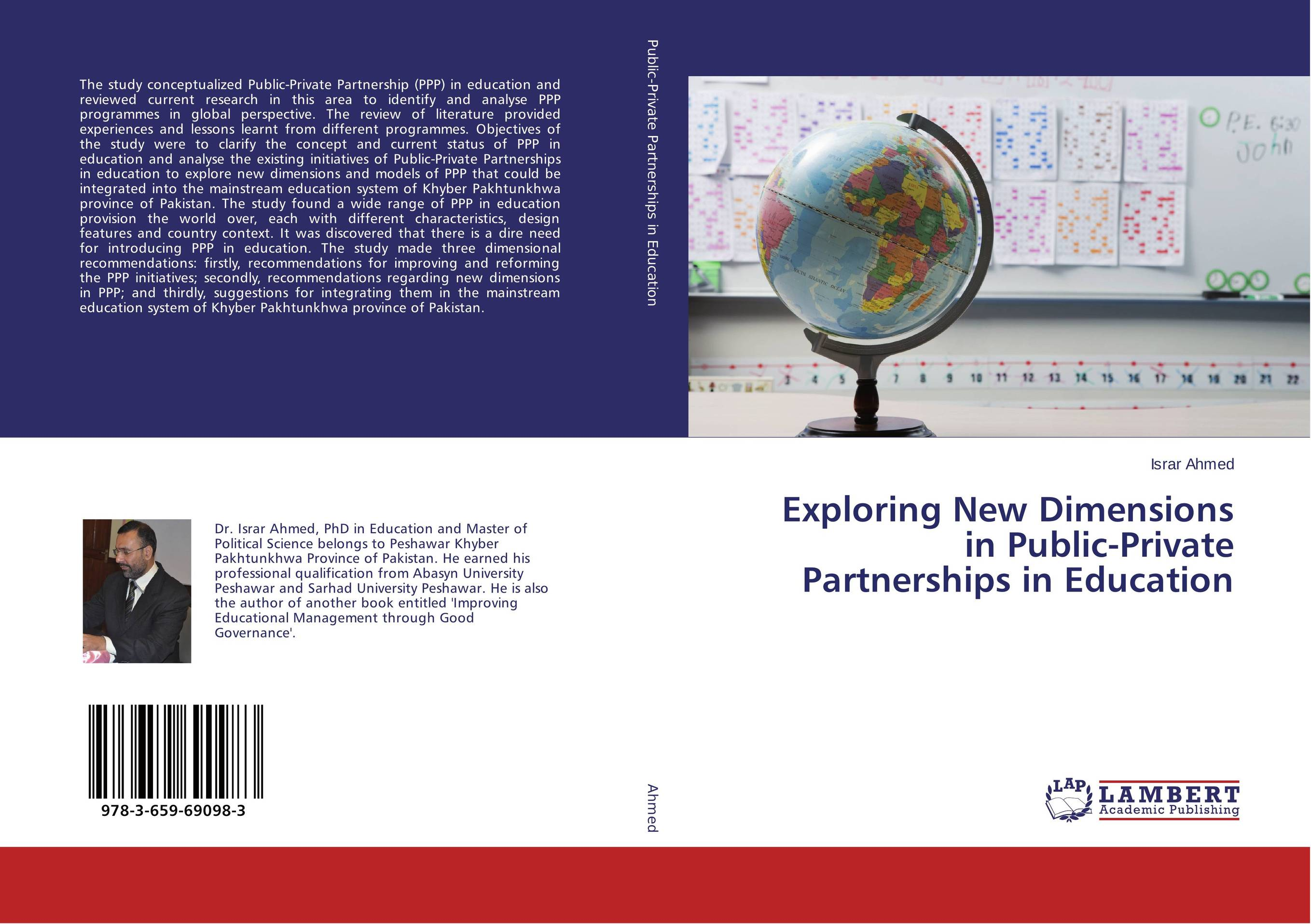 Exploring New Dimensions in Public-Private Partnerships in Education demographic dimensions of the new republic