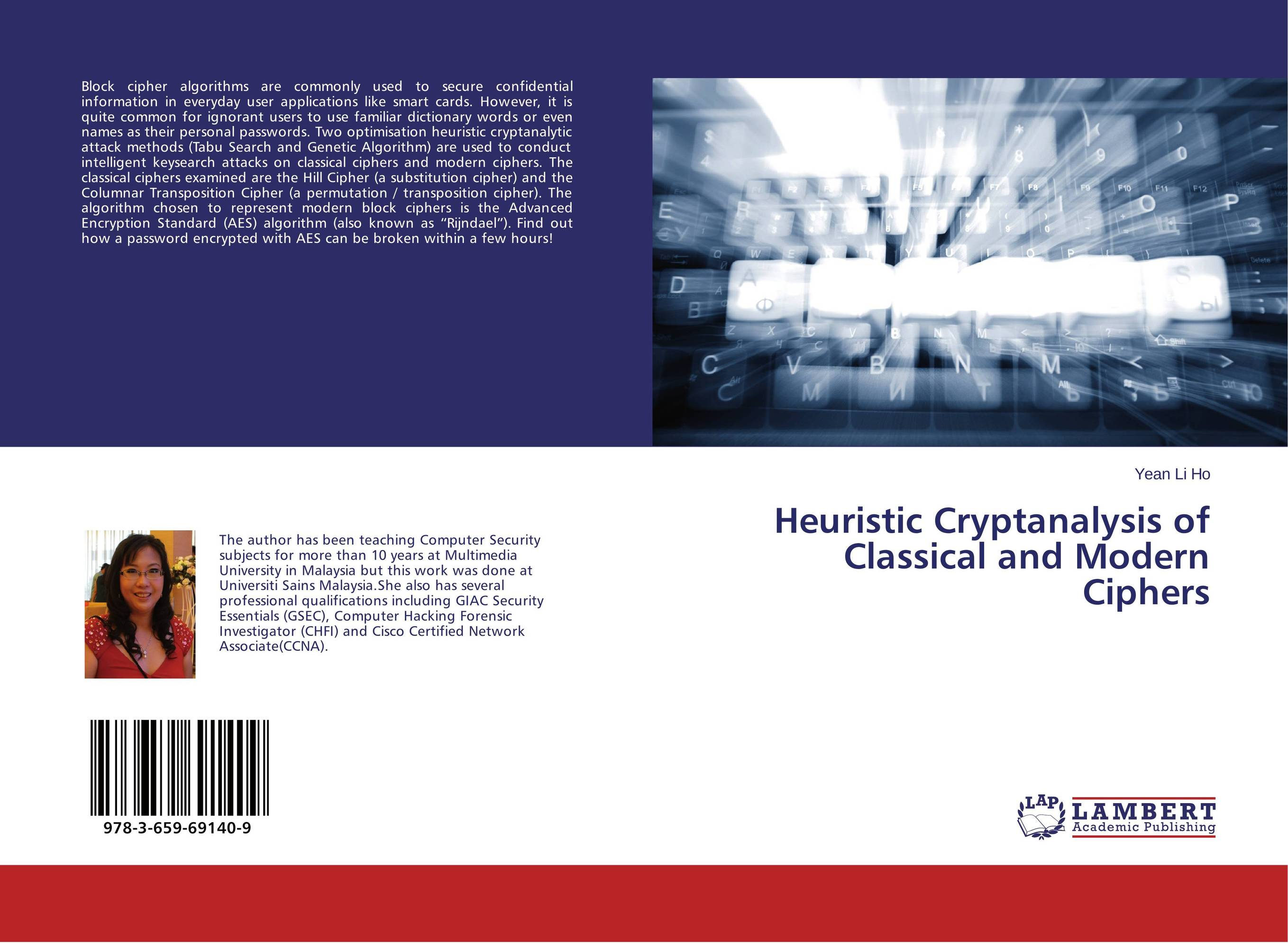 Heuristic Cryptanalysis of Classical and Modern Ciphers a genetic algorithm for vlsi floorplanning