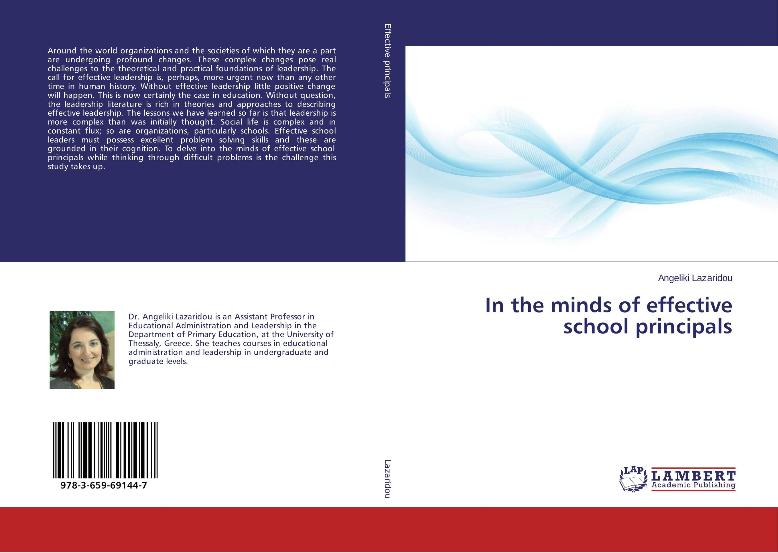 In the minds of effective school principals fiedler new approaches to effective leadership cognitive resources