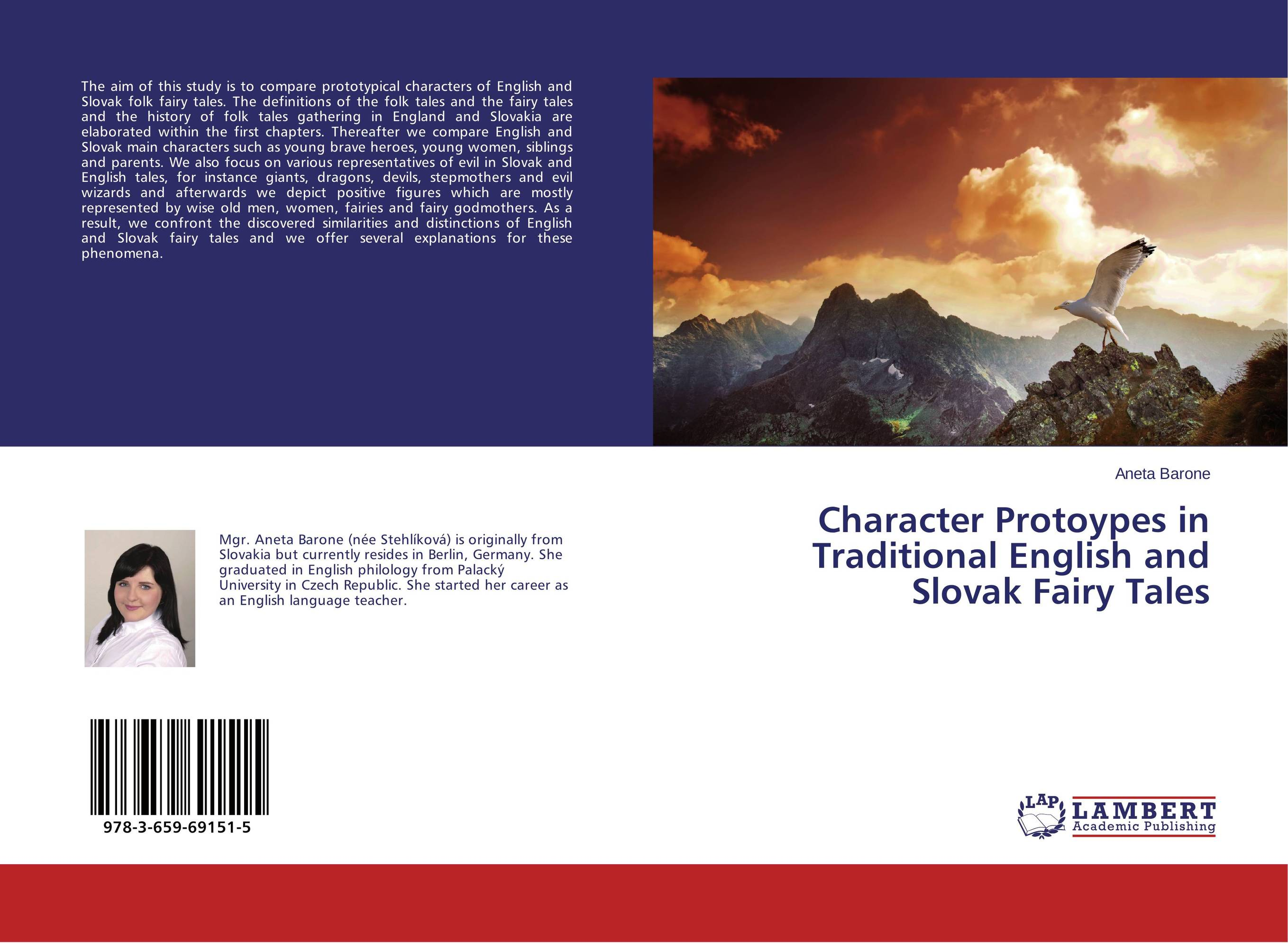 Character Protoypes in Traditional English and Slovak Fairy Tales monsters of folk monsters of folk monsters of folk