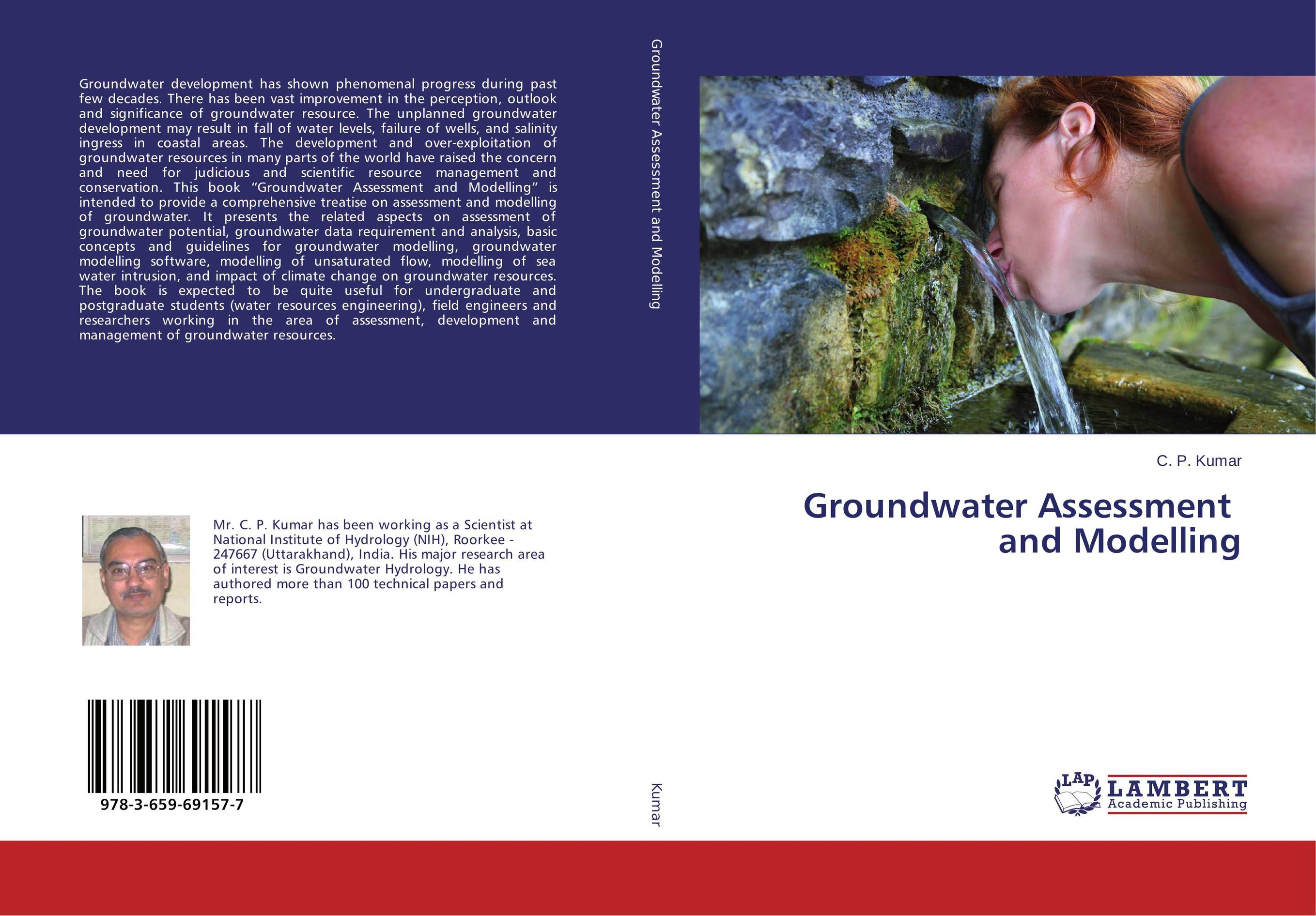 Groundwater Assessment and Modelling polluted groundwater utilization