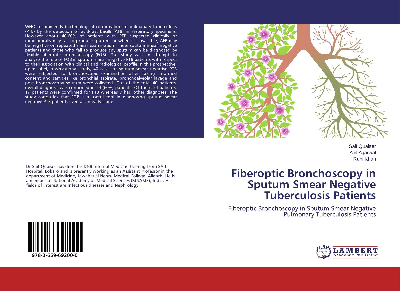 Fiberoptic Bronchoscopy in Sputum Smear Negative Tuberculosis Patients seduced by death – doctors patients