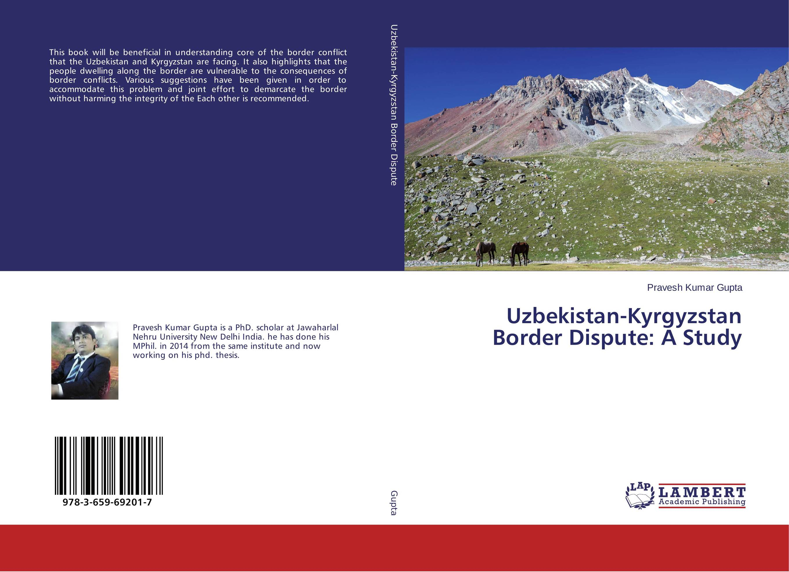 Uzbekistan-Kyrgyzstan Border Dispute: A Study trans border ethnic hegemony and political conflict in africa