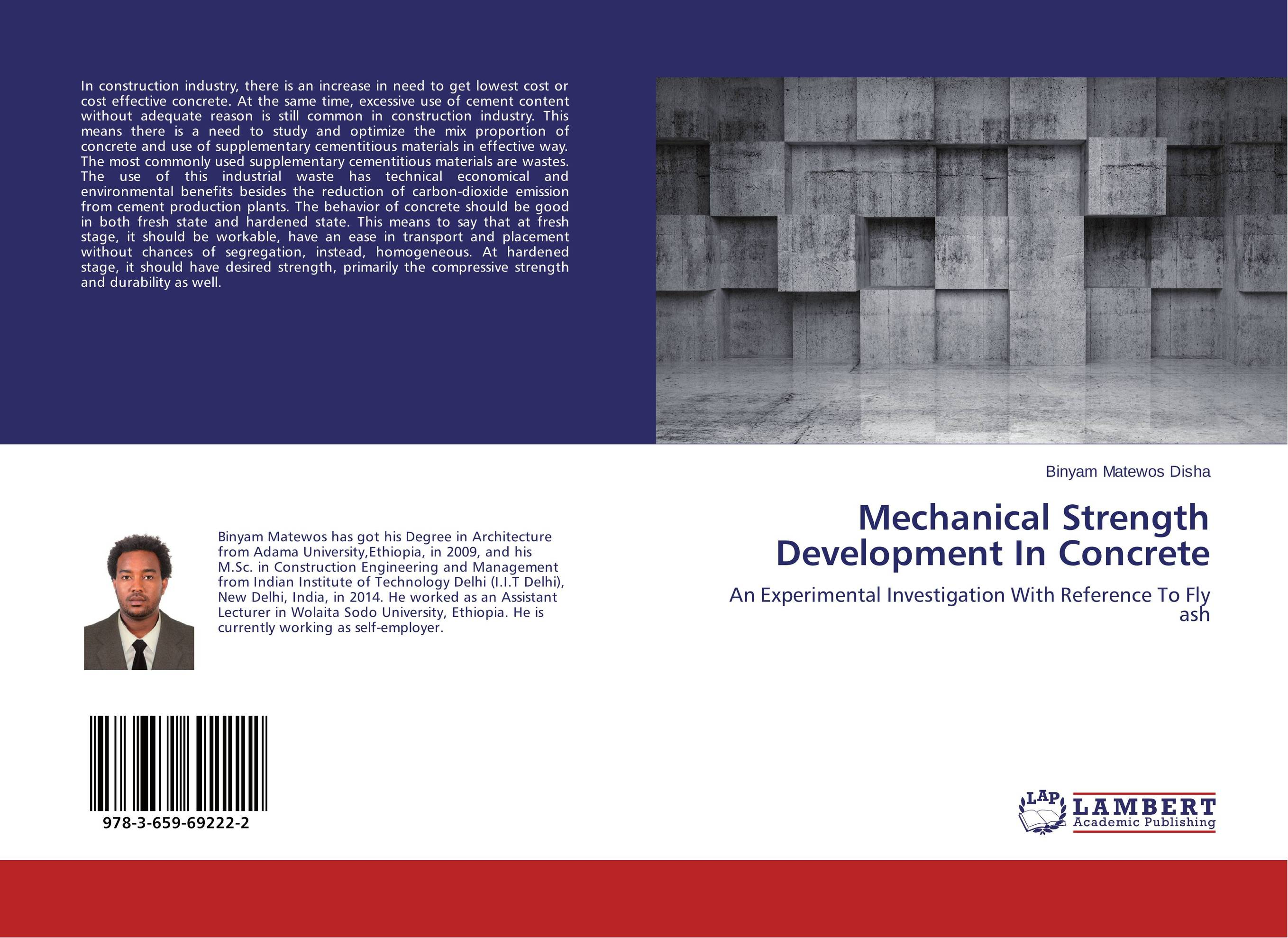 Mechanical Strength Development In Concrete industrial wastes in concrete alternative to cement