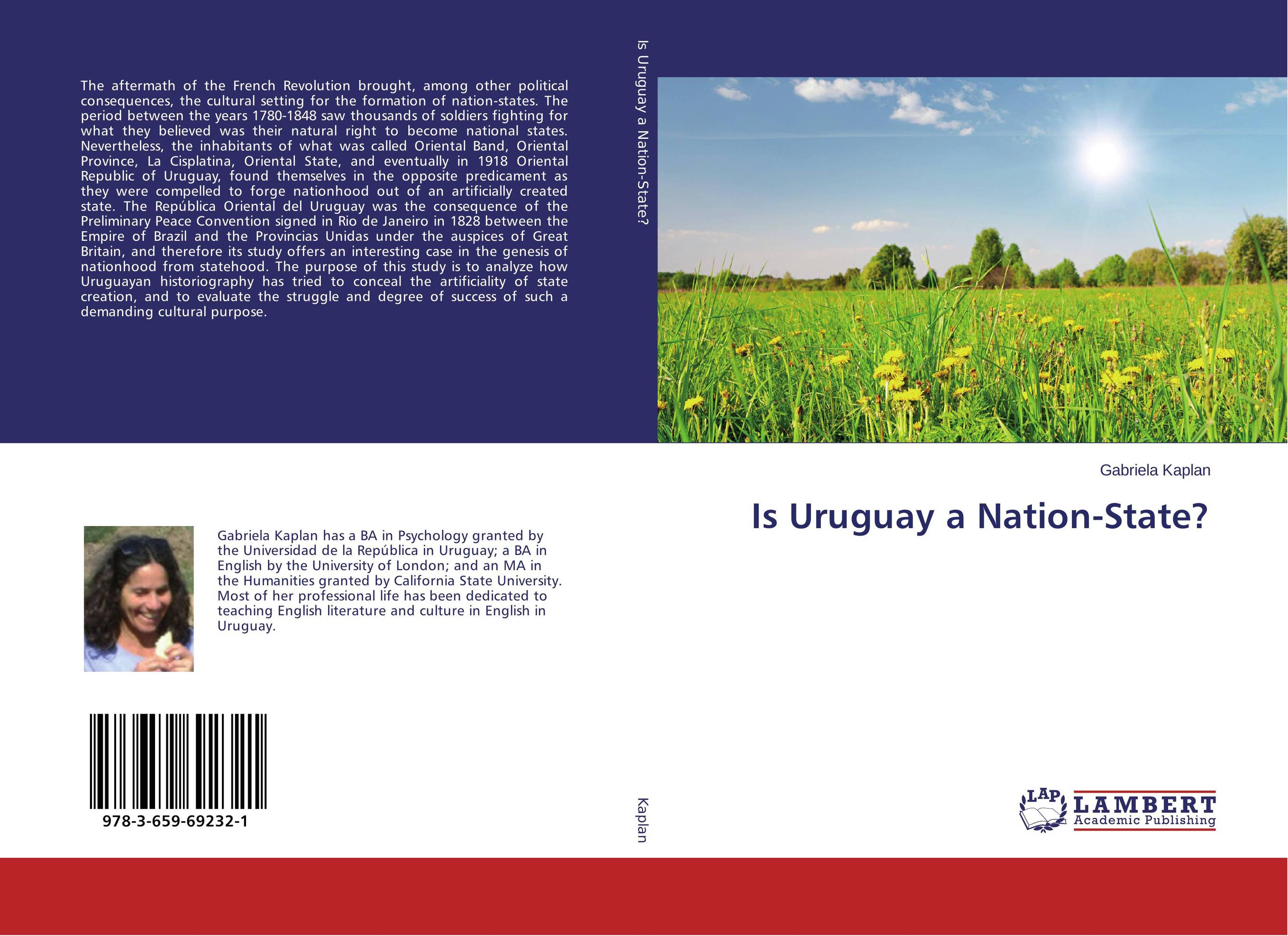 Is Uruguay a Nation-State? joseph lane an answer to the inquiry into the state of the nation