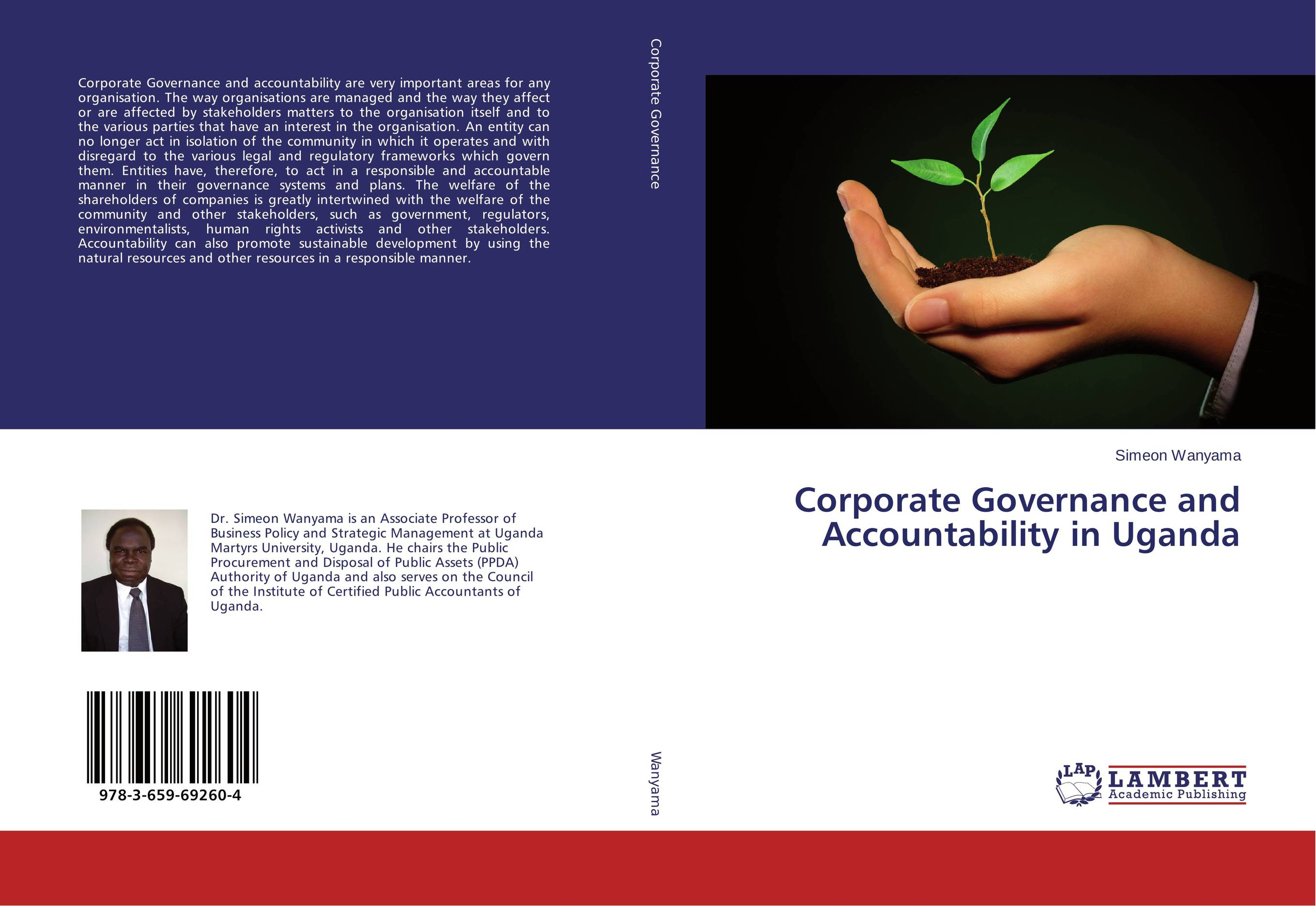 Corporate Governance and Accountability in Uganda