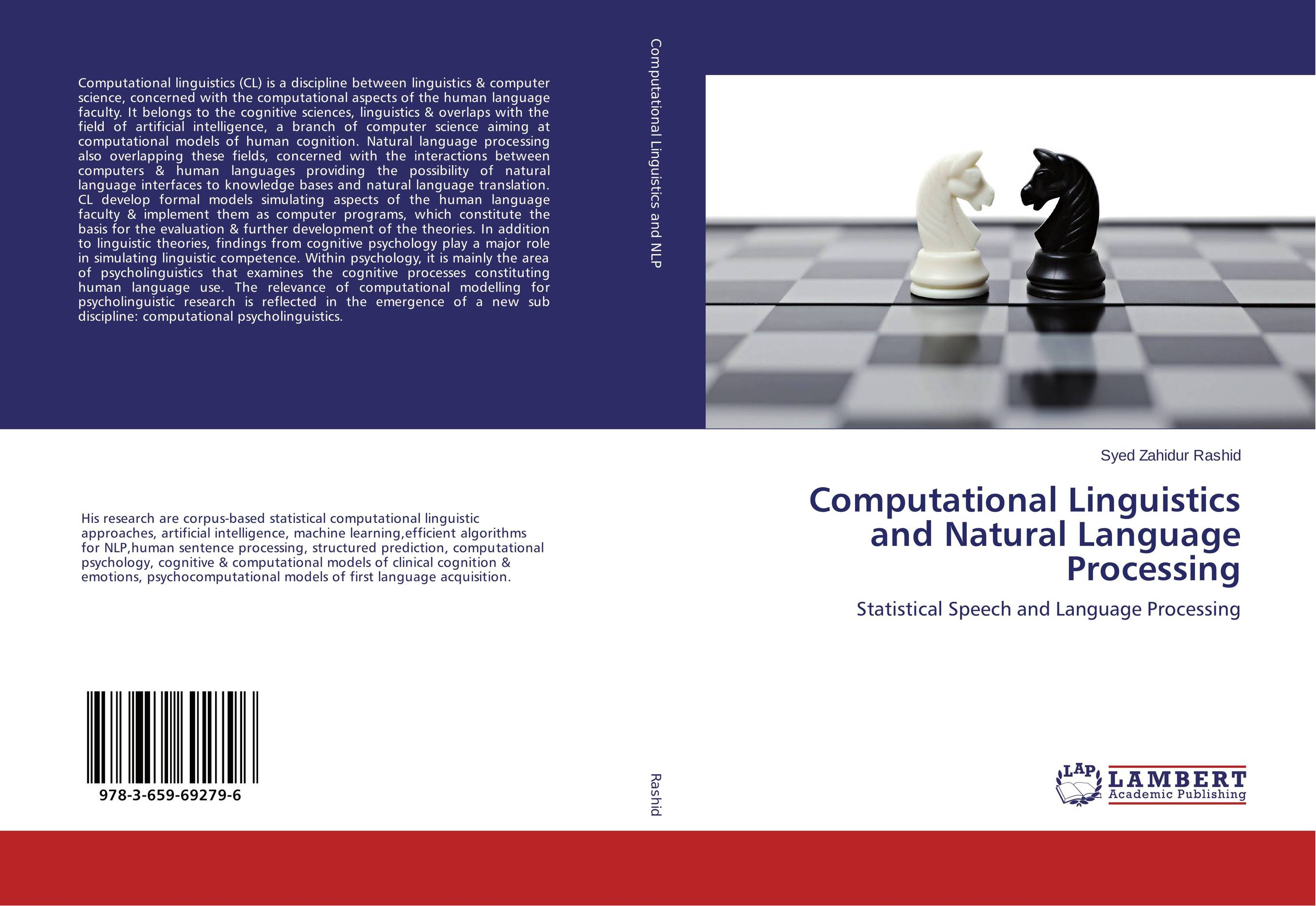 Computational Linguistics and Natural Language Processing web personalization models using computational intelligence