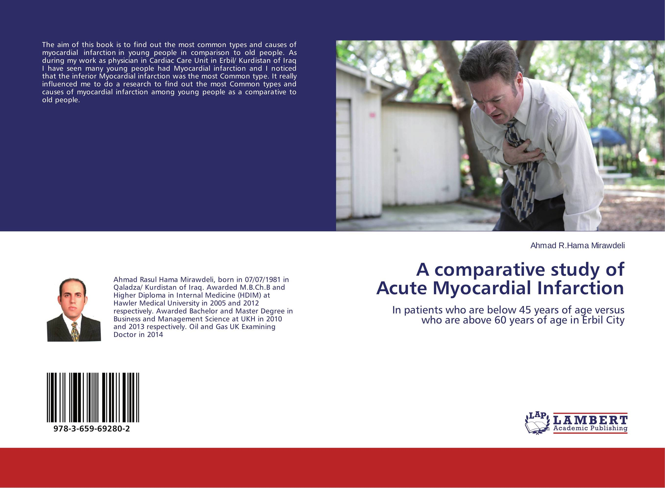 A comparative study of Acute Myocardial Infarction metabolic syndrome in patients with acute myocardial infarction