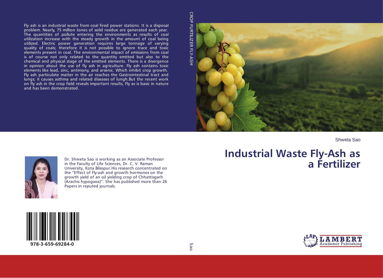 купить Industrial Waste Fly-Ash as a Fertilizer недорого