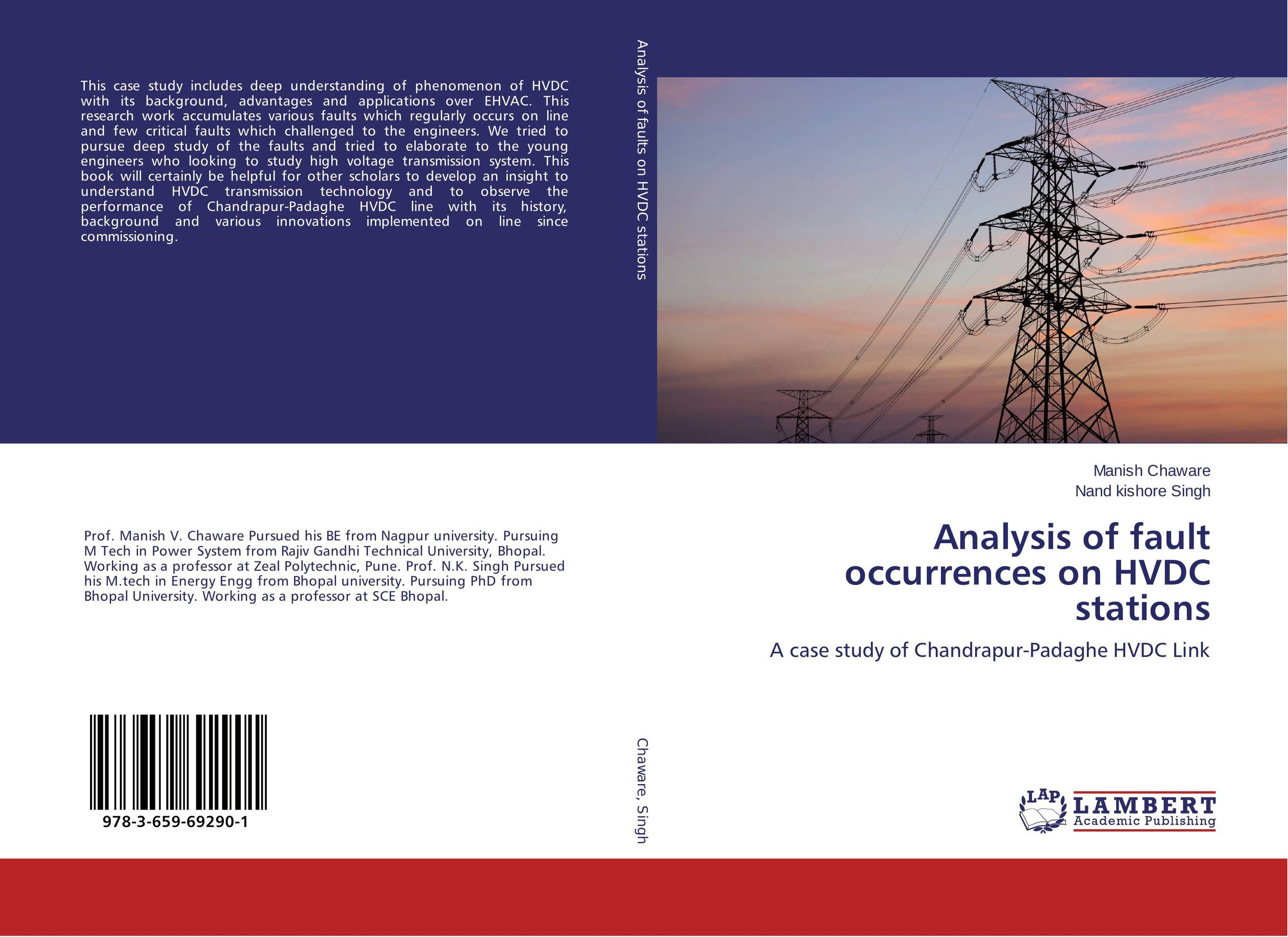 Analysis of fault occurrences on HVDC stations