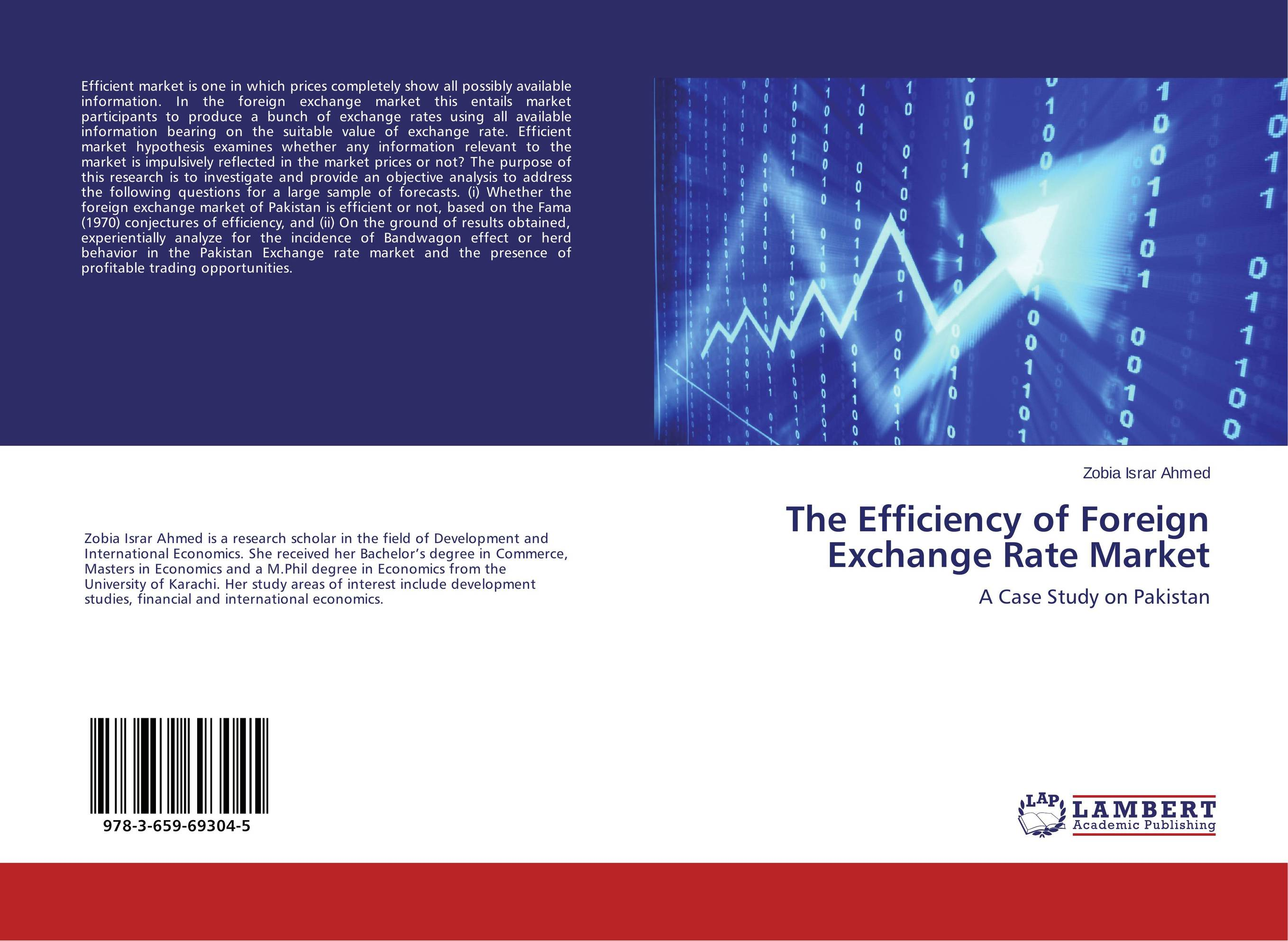 The Efficiency of Foreign Exchange Rate Market pakistan on the brink the future of pakistan afghanistan and the west