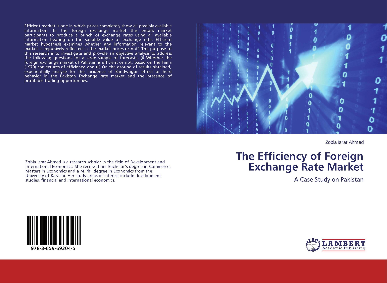 The Efficiency of Foreign Exchange Rate Market the market gardens of vaugirardрепродукции гогена 45 x 25см