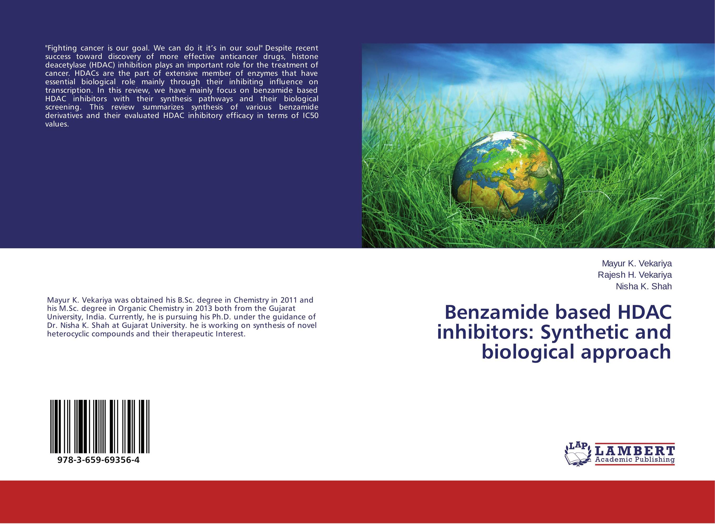 Benzamide based HDAC inhibitors: Synthetic and biological approach rakesh kumar khandal and sapana kaushik coal tar pitch with reduced pahs and thermosets based on it