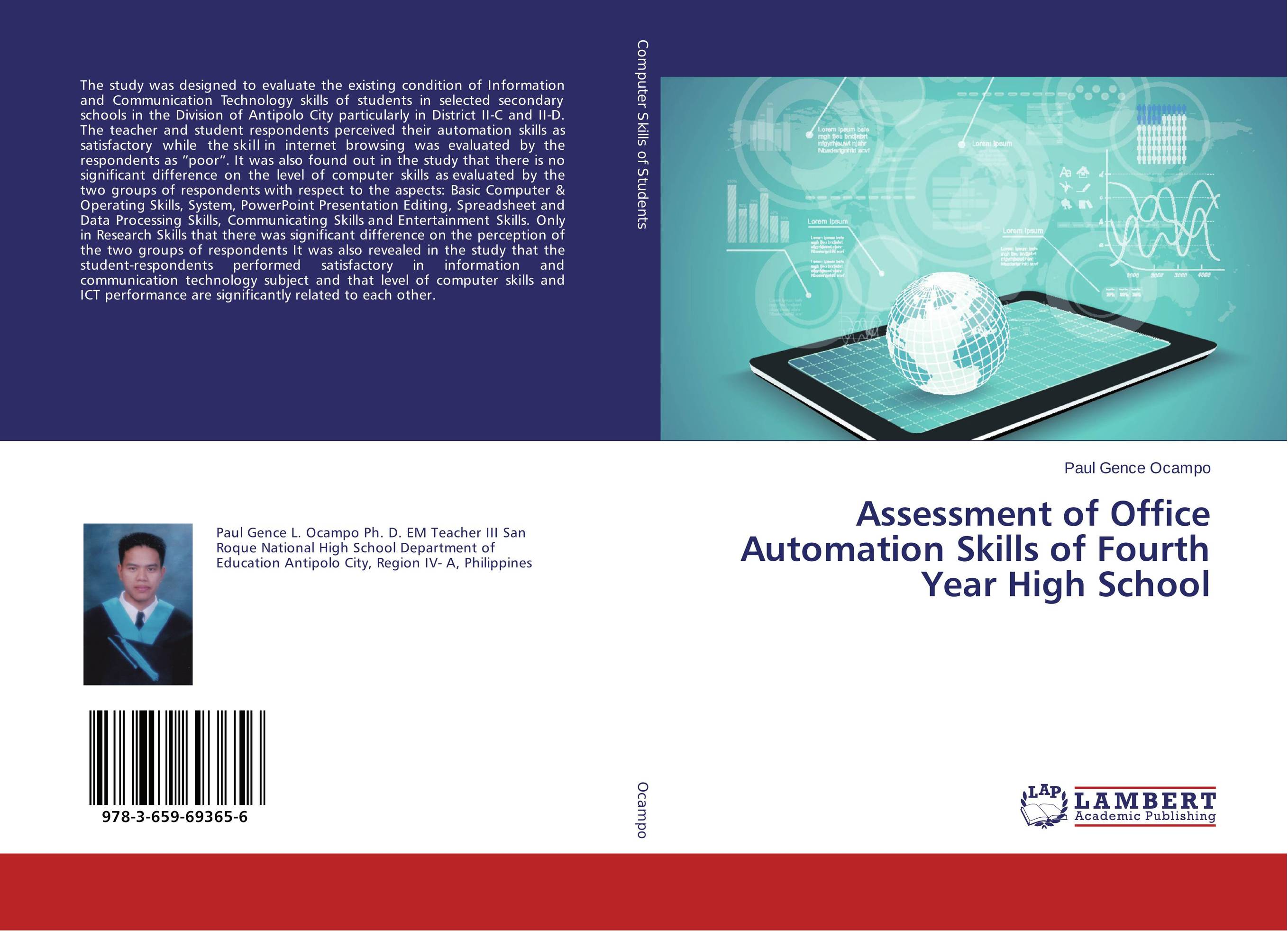 Assessment of Office Automation Skills of Fourth Year High School hunter е warriors omen of the stars 1 the fourth apprentice
