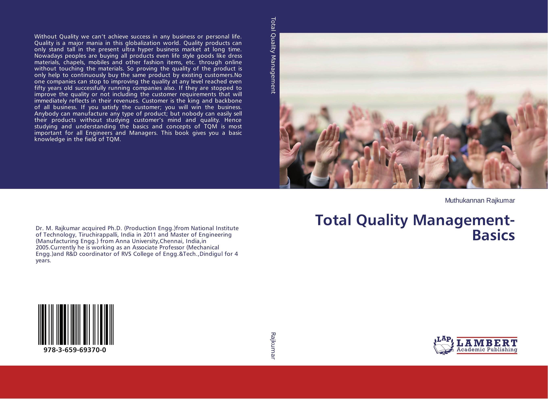 Total Quality Management- Basics