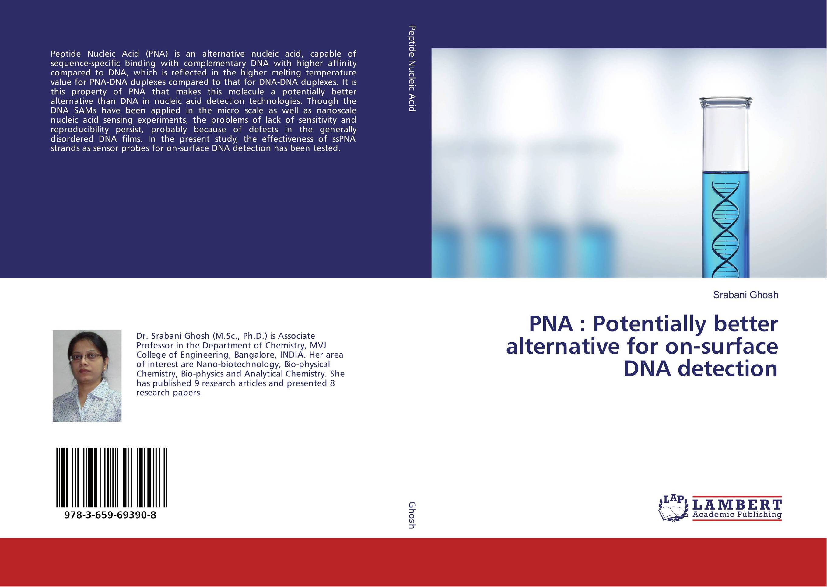 PNA : Potentially better alternative for on-surface DNA detection solitons in dna and biological implications