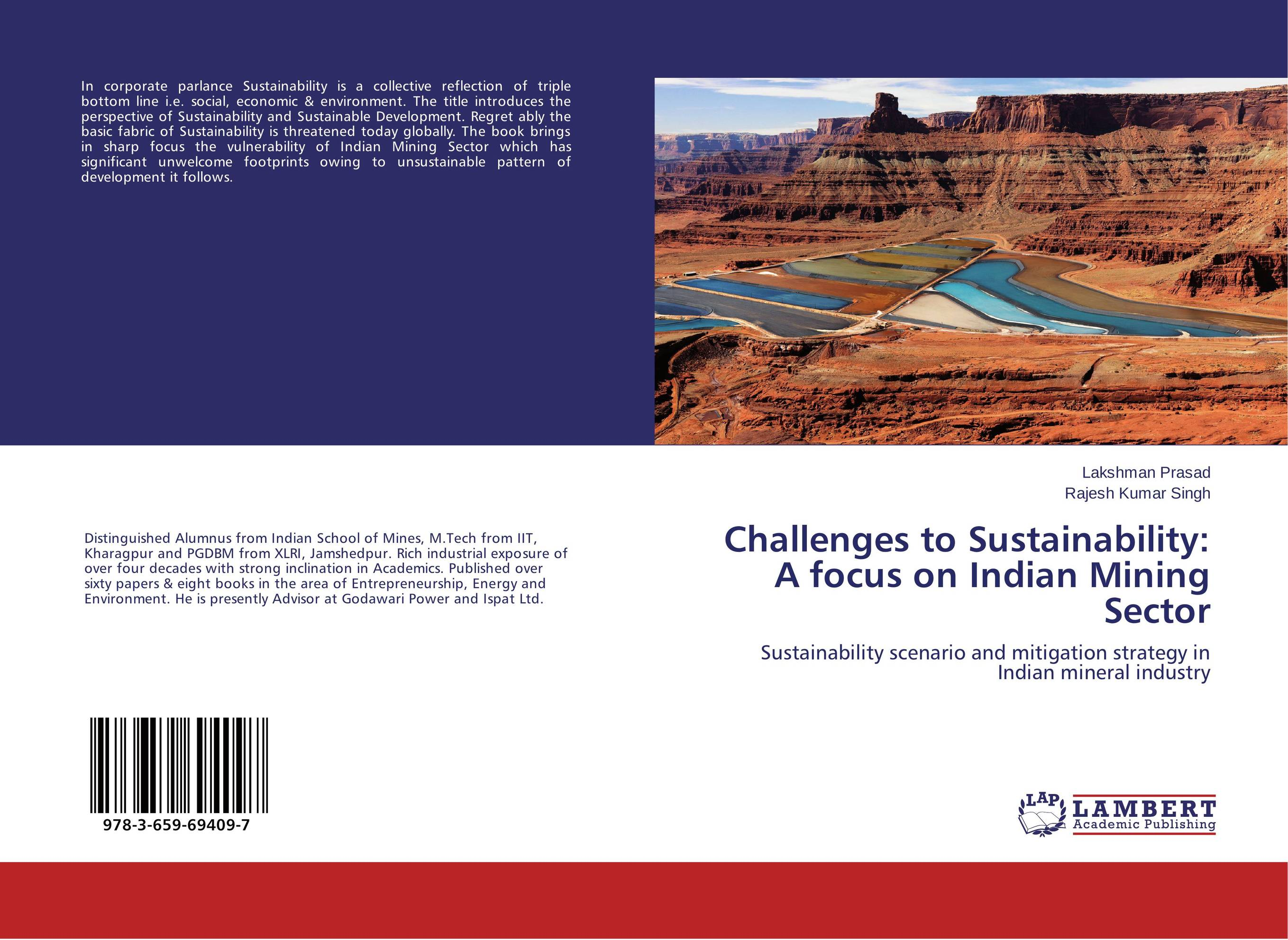 Challenges to Sustainability: A focus on Indian Mining Sector zabihollah rezaee corporate sustainability integrating performance and reporting