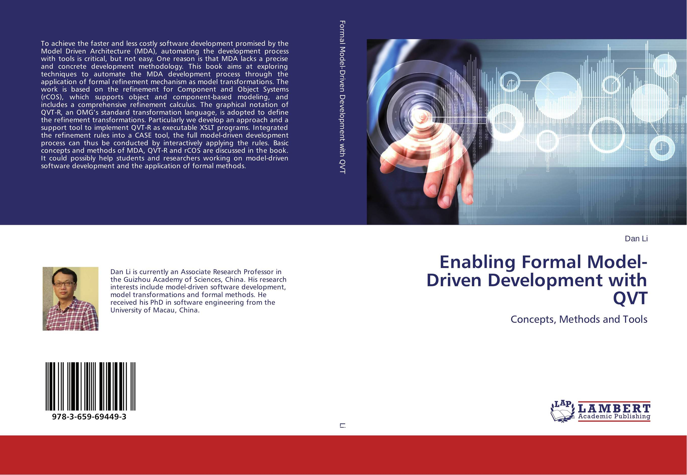Enabling Formal Model-Driven Development with QVT driven to distraction