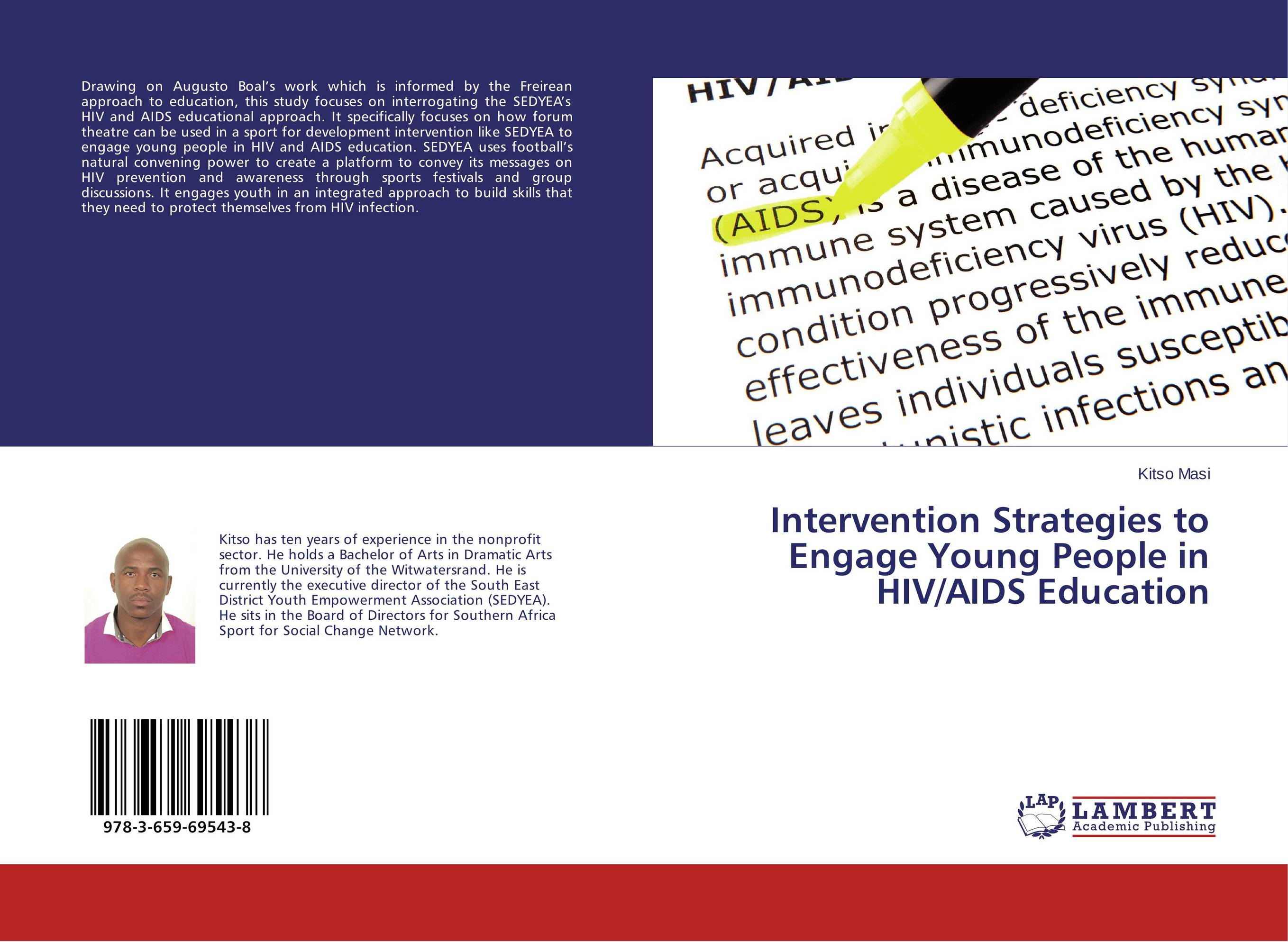 Intervention Strategies to Engage Young People in HIV/AIDS Education an overview on hiv aids
